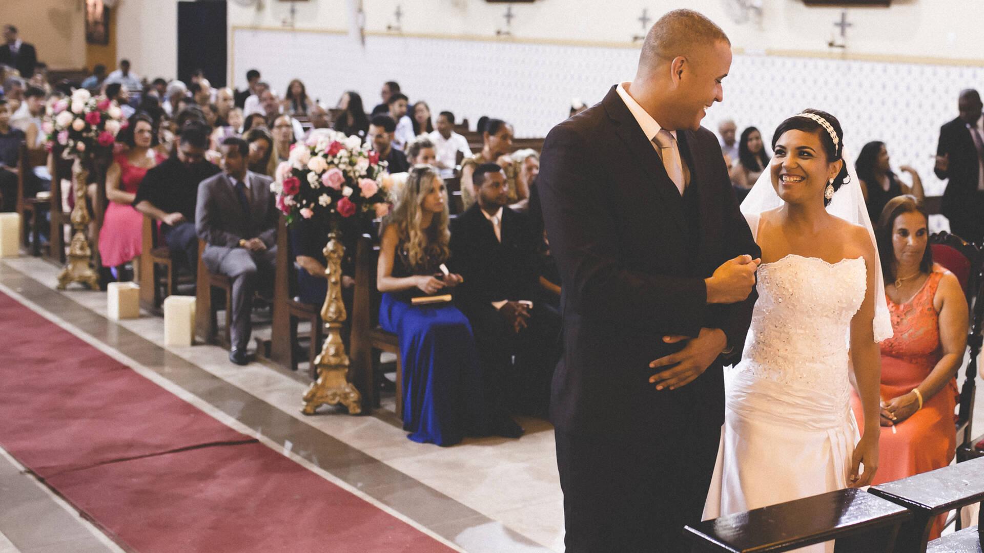 Casamento de Daiane e João