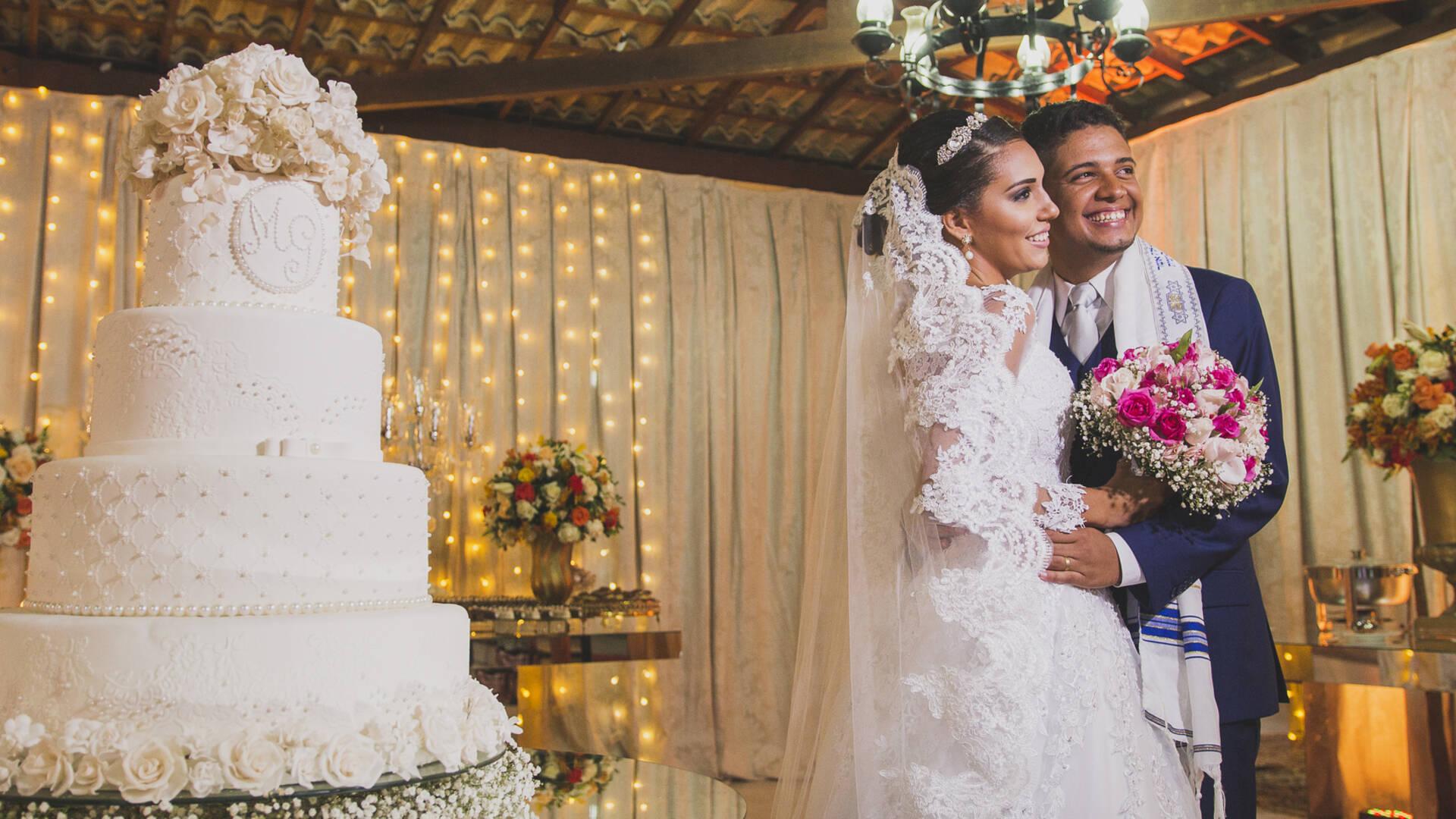 Casamento de Gianini e Marcus