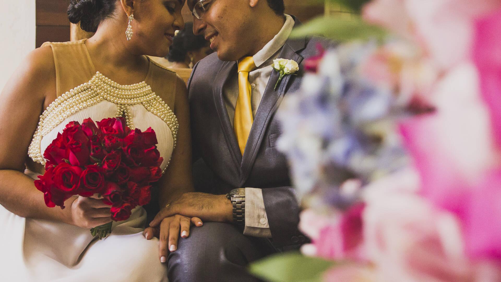 Casamentos de Larita e Flavio