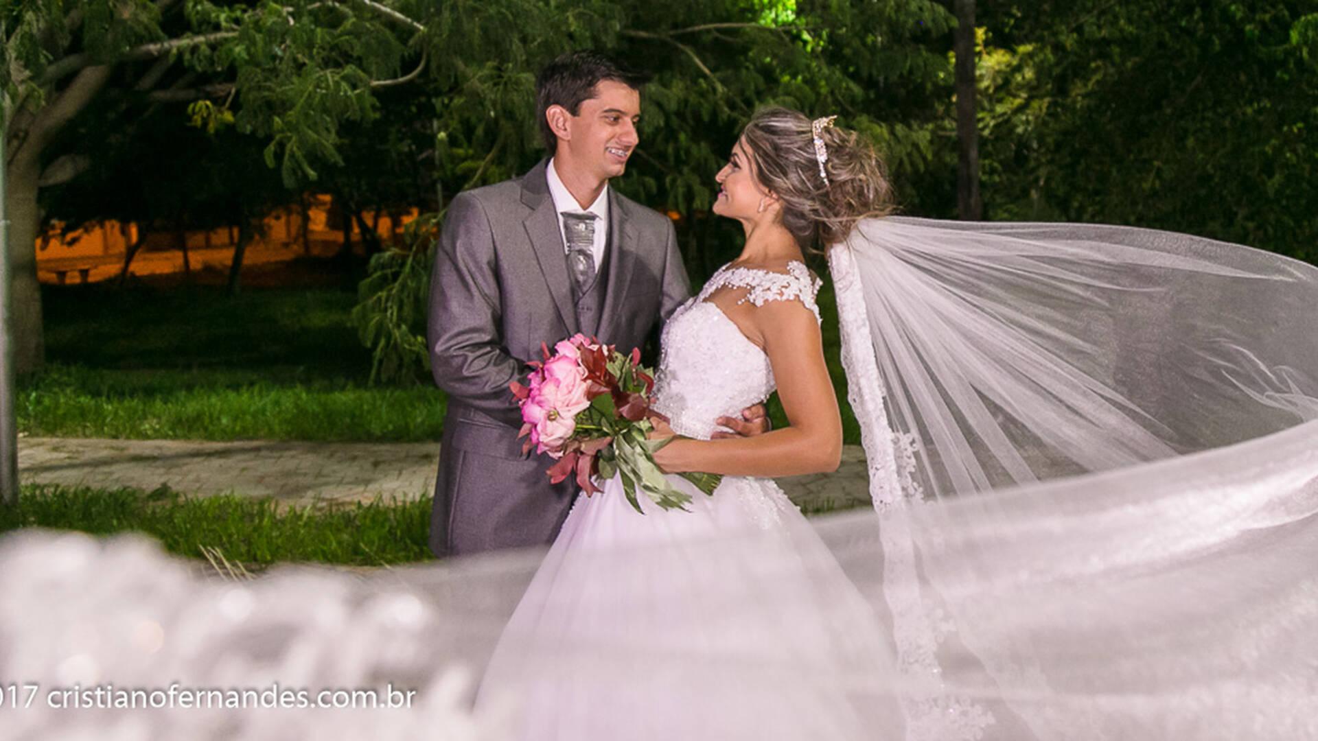 Casamento de Ellen e Reinaldo