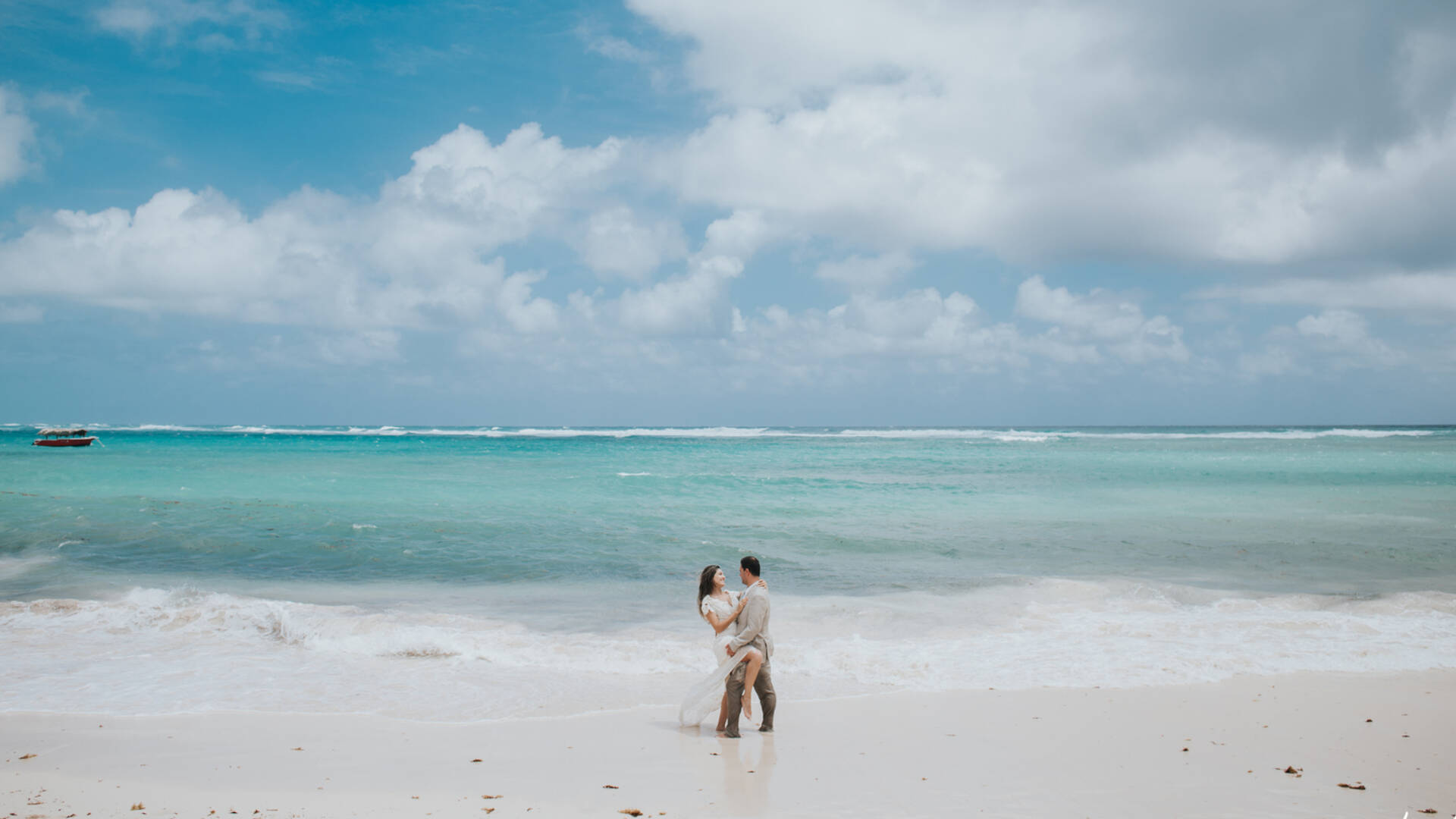 Destination Wedding de Ray + Renato