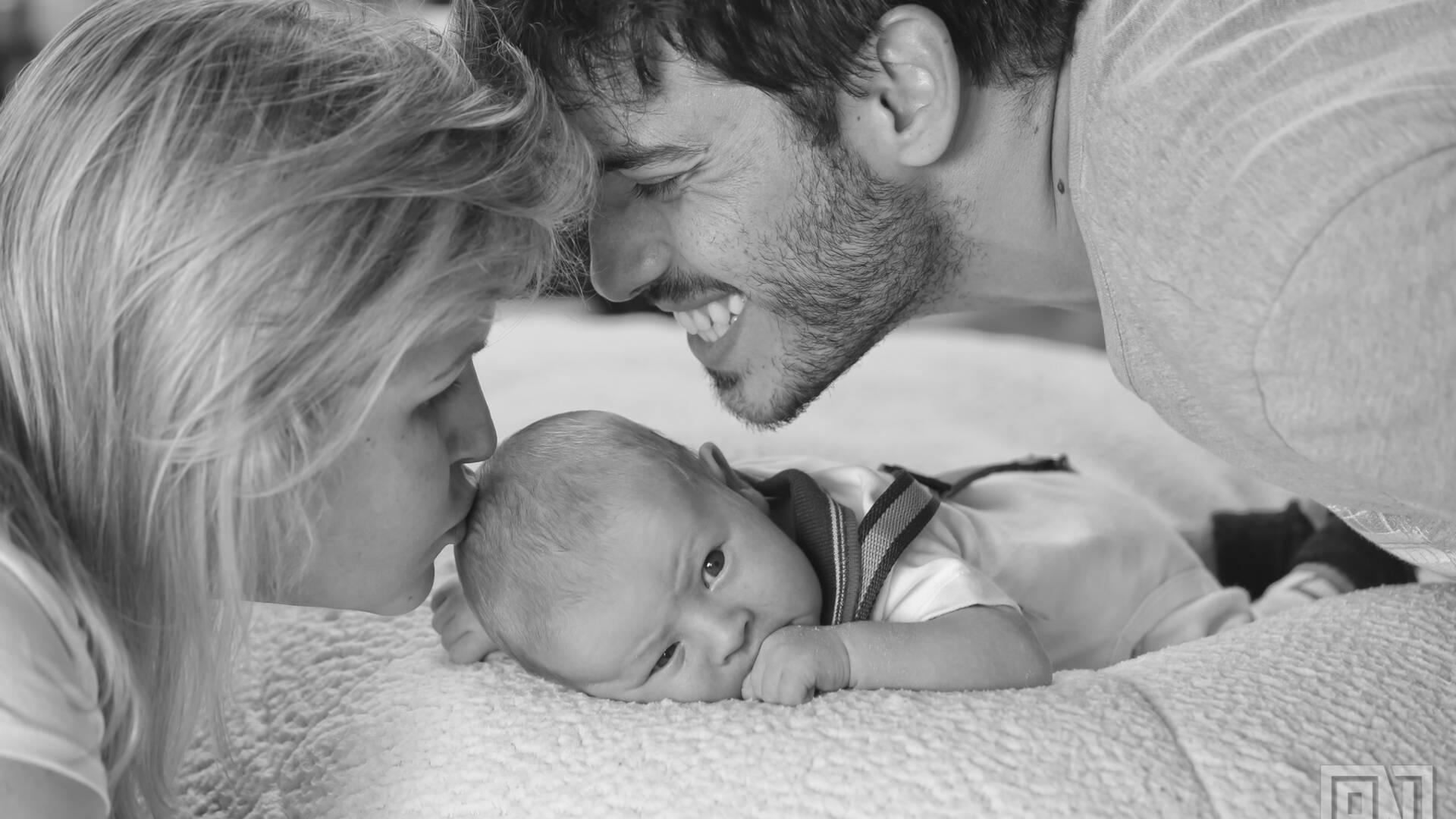 Newborn de Valentim