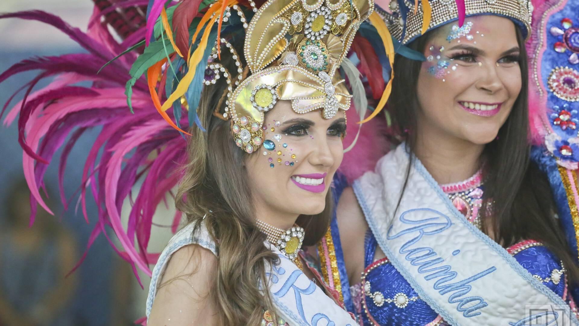 Carnaval 2018 de Clube Astrea