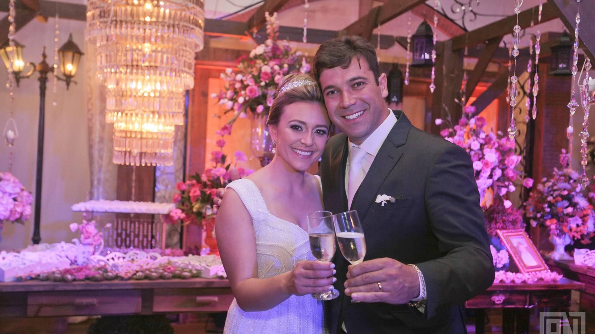 Casamento de Maevê e Keko