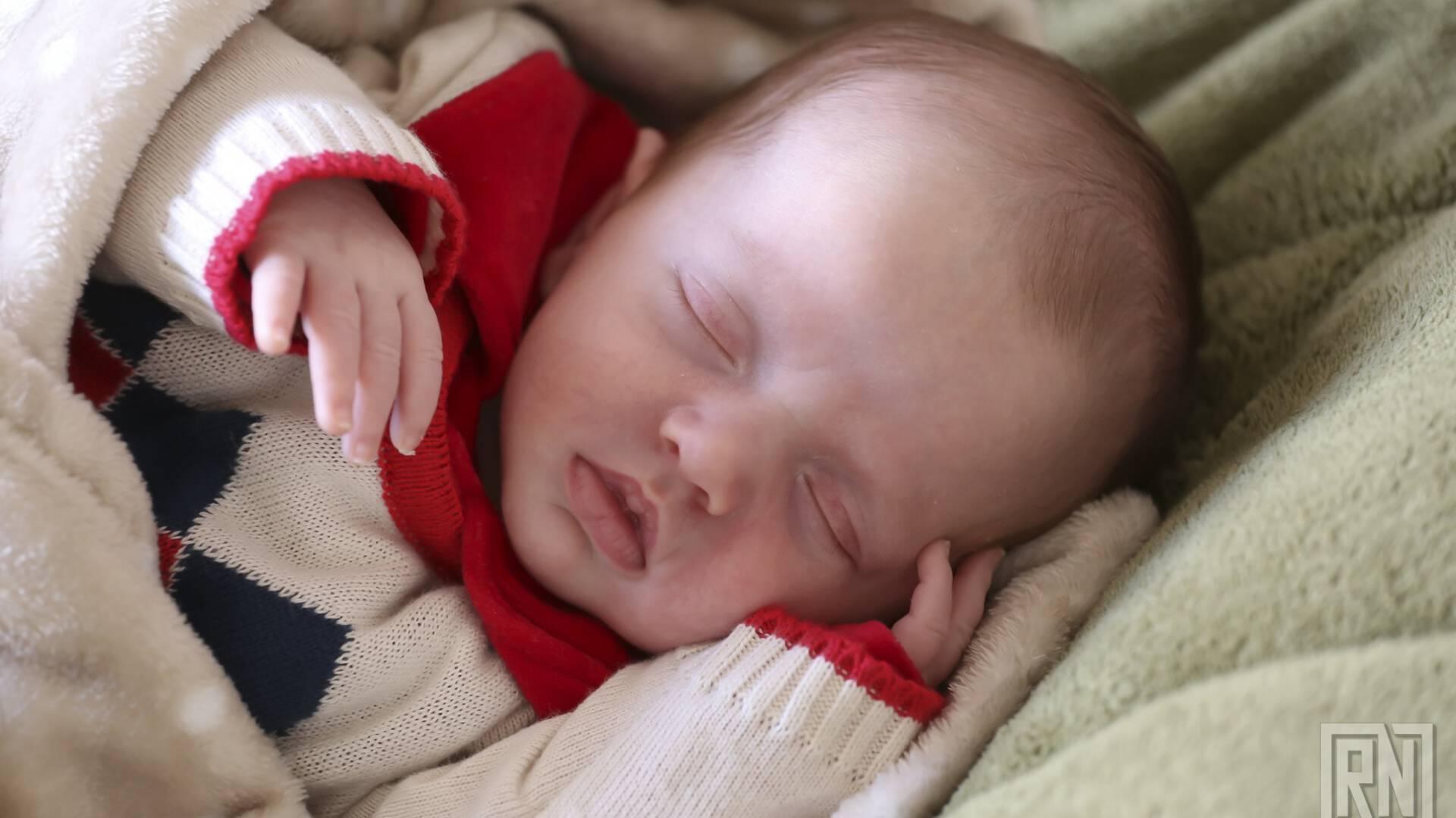 Newborn de Rômulo | 14 dias