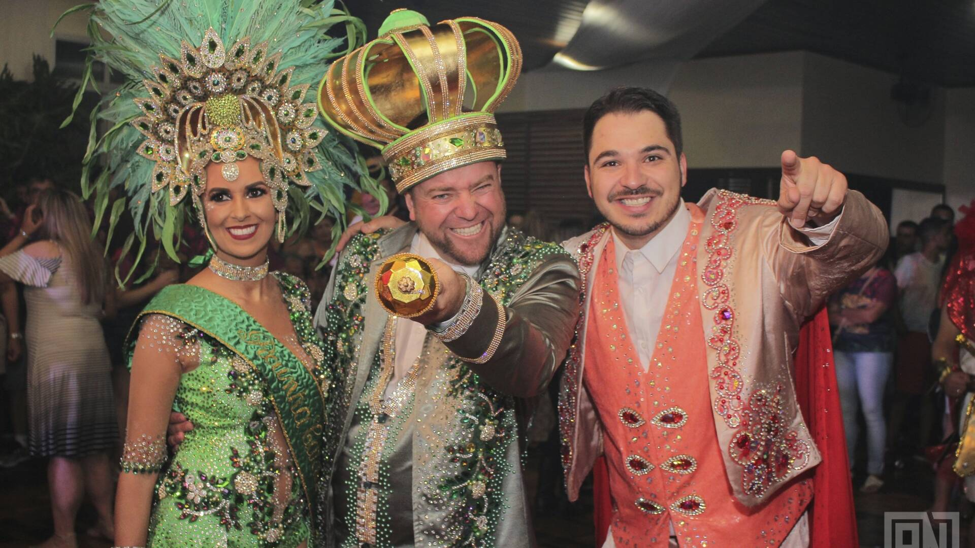 Festa de Carnaval Bom Jardim 2018