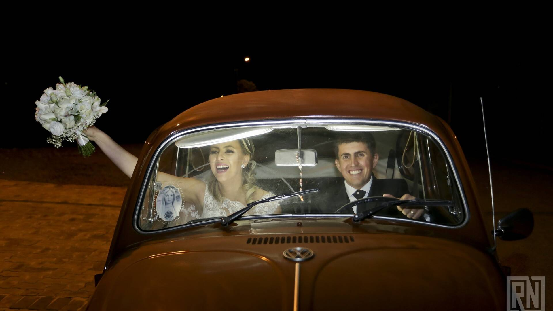 Casamento de Isabele e Vilmar