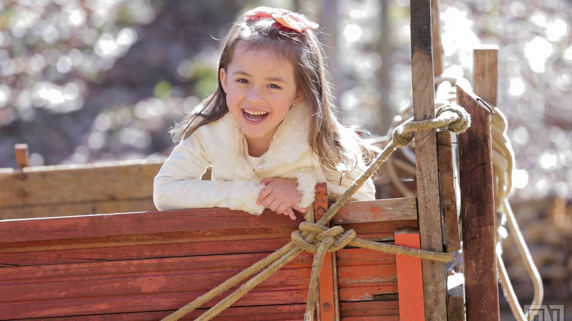 Sessão Infantil de Letícia 4 anos