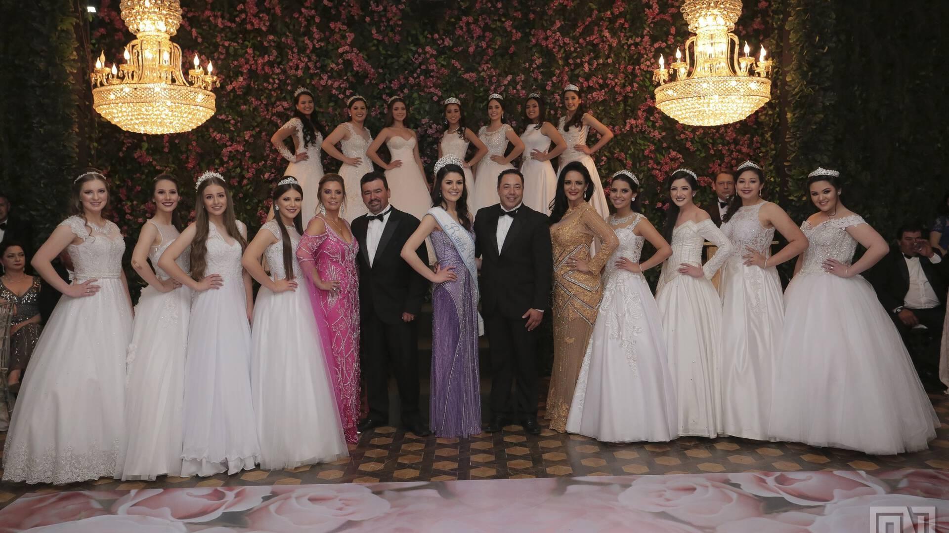 Debutantes 2018 de Baile Clube Astréa