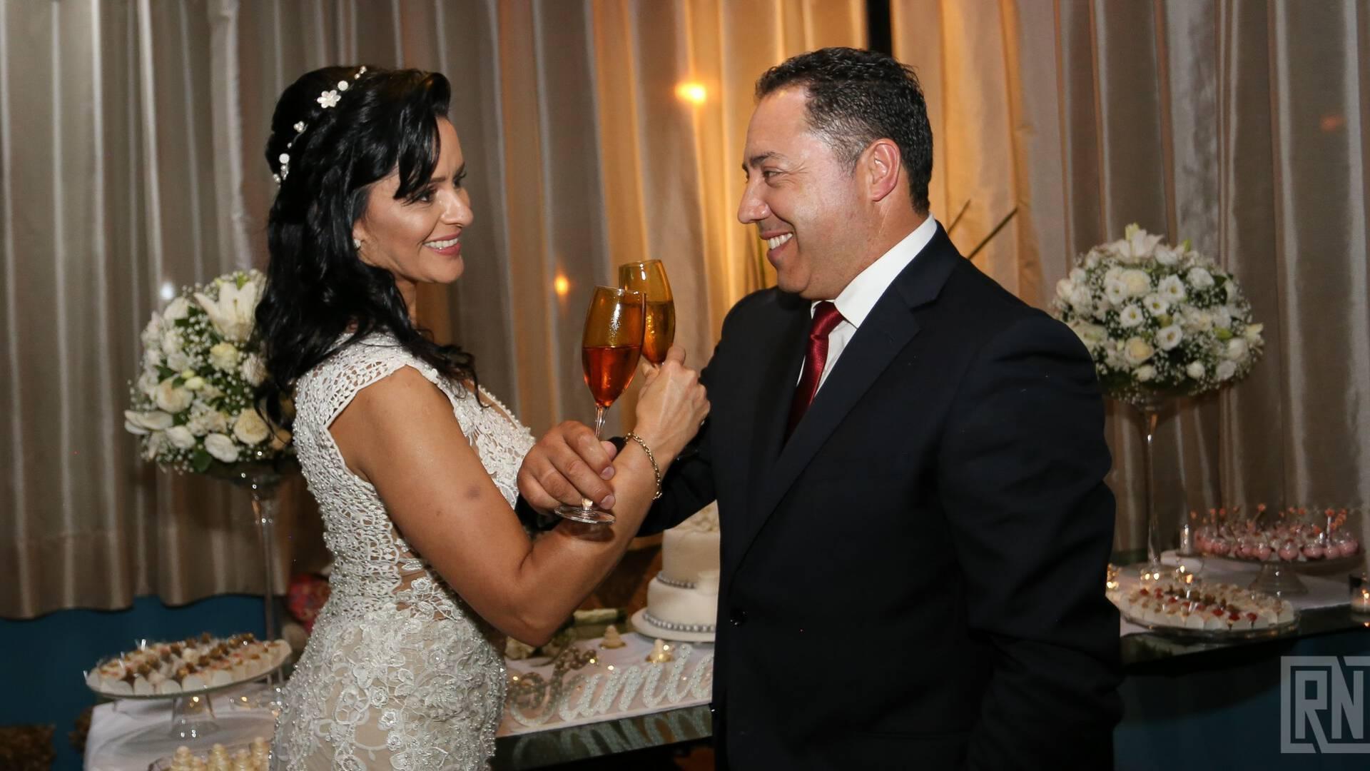 Casamento de Sâmia e Marciano