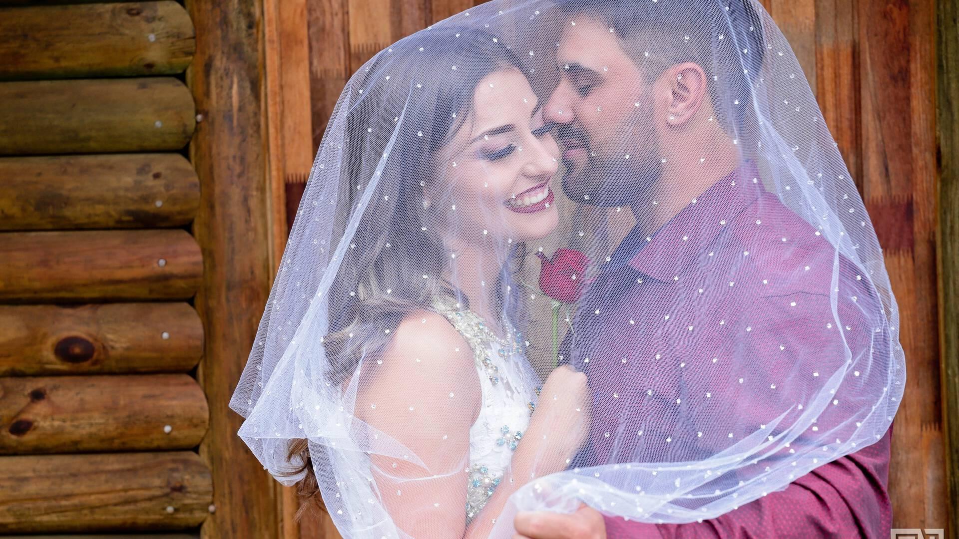 Sessão Pré-Casamento de Jackeline e Ricardo