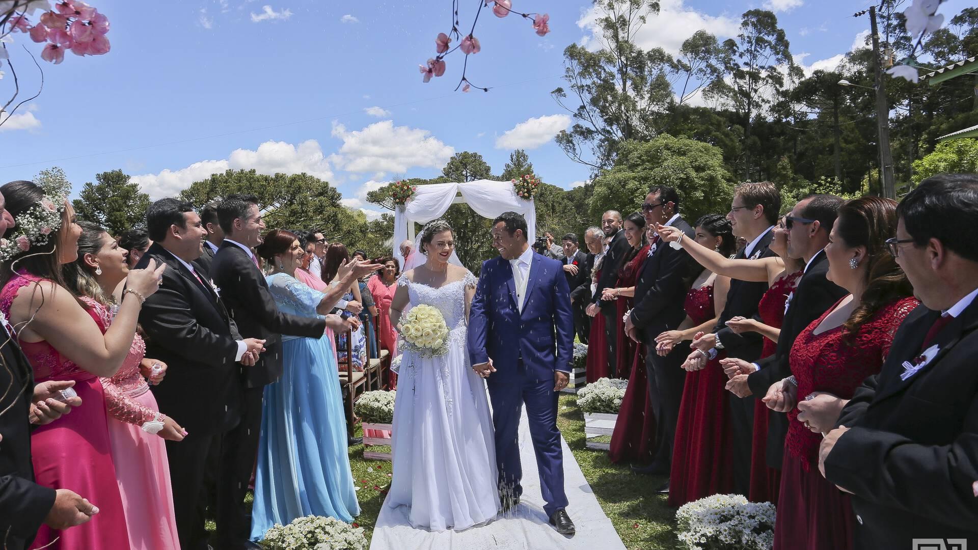 Casamento de Amanda e Rodrigo