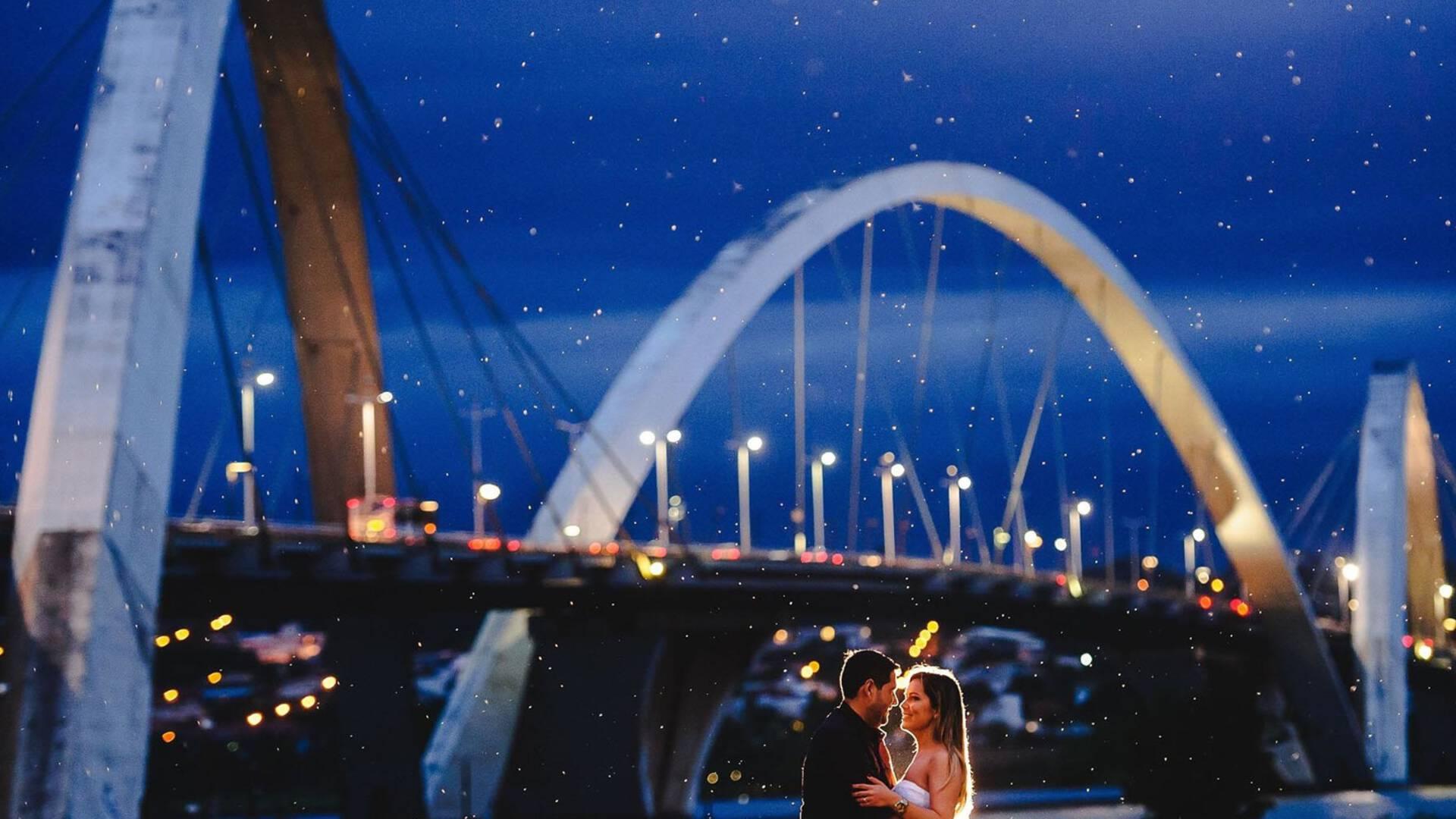 Pré-Wedding de Marilia + Douglas