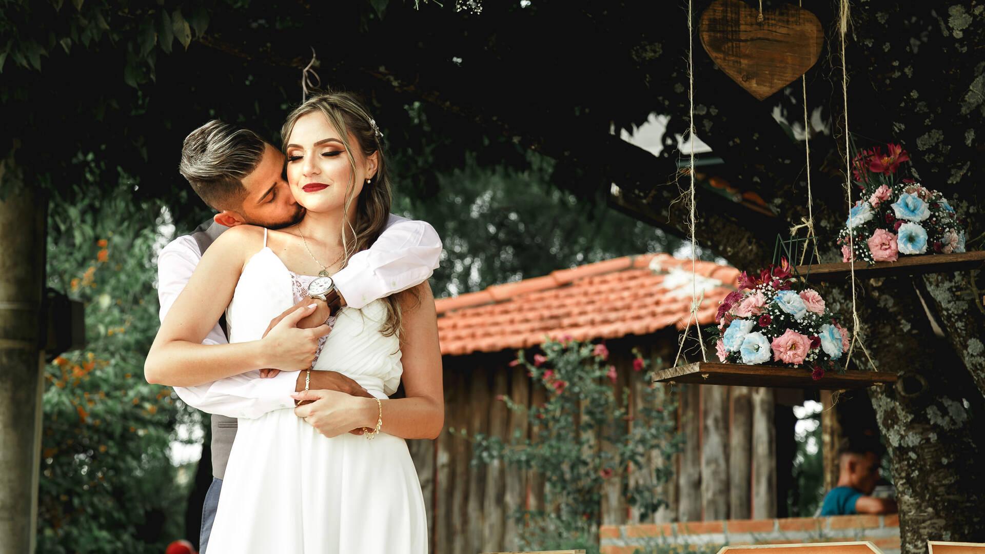 Casamento de Jéssica e Fabrício