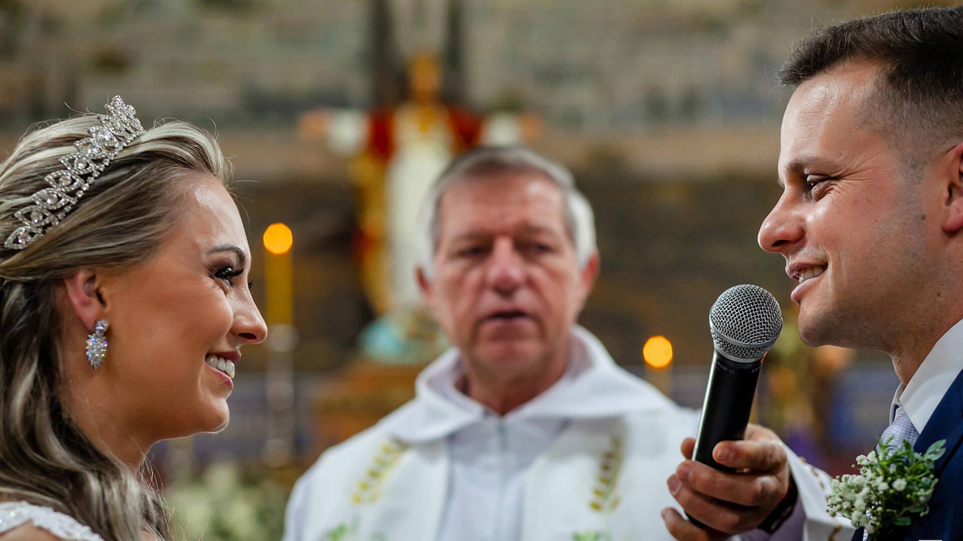 Casamento de Shayana e Deleon