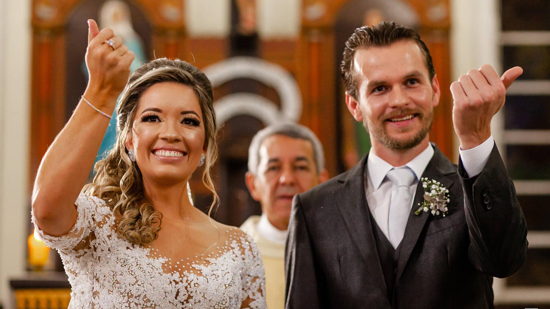 Fotografia de Casamento de Fernanda e Diego
