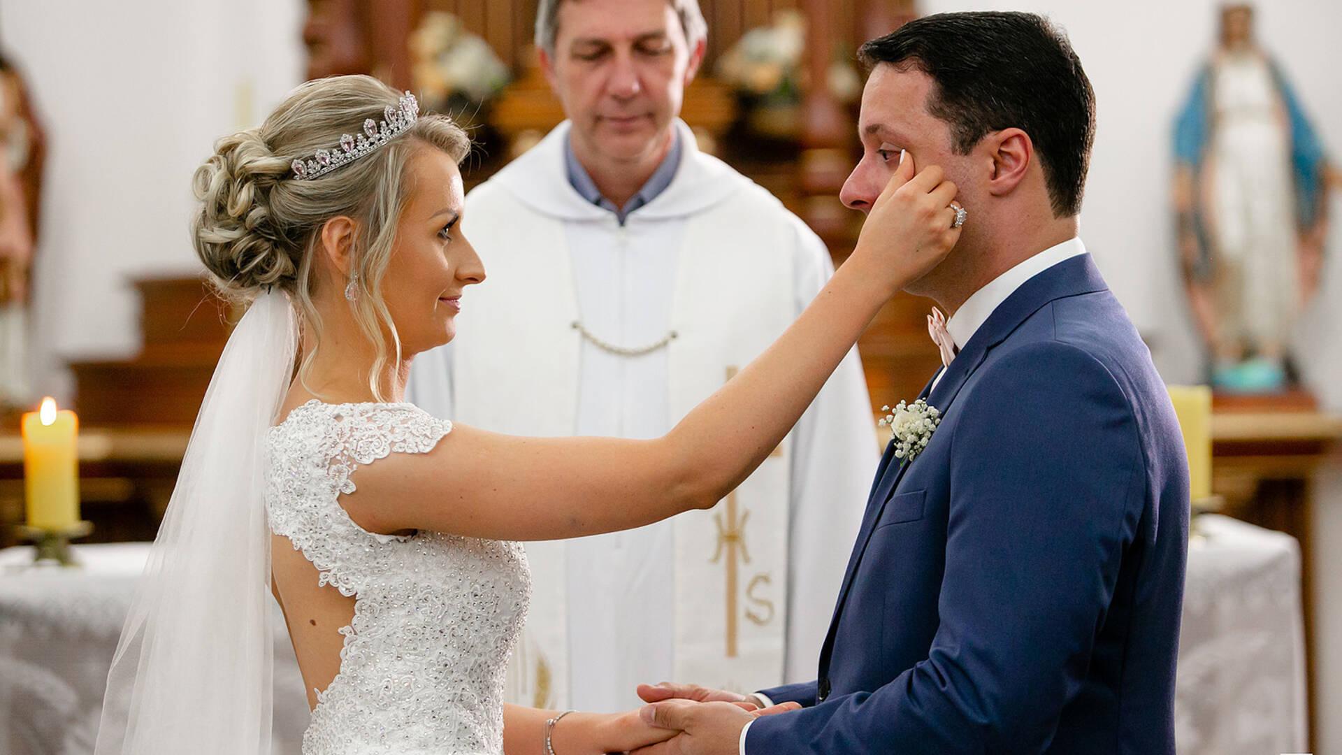 Casamento de Suelen e Marcos