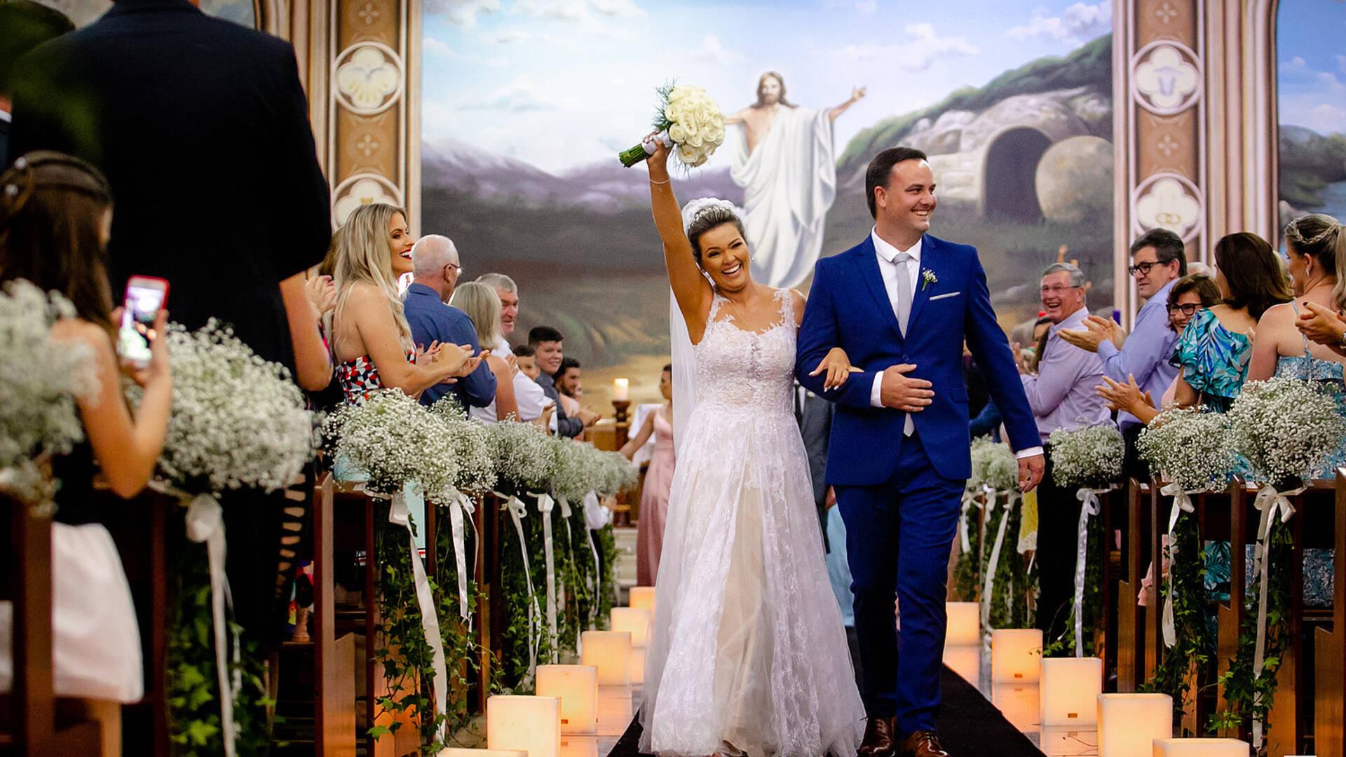 Casamento de Dyeni e Gui
