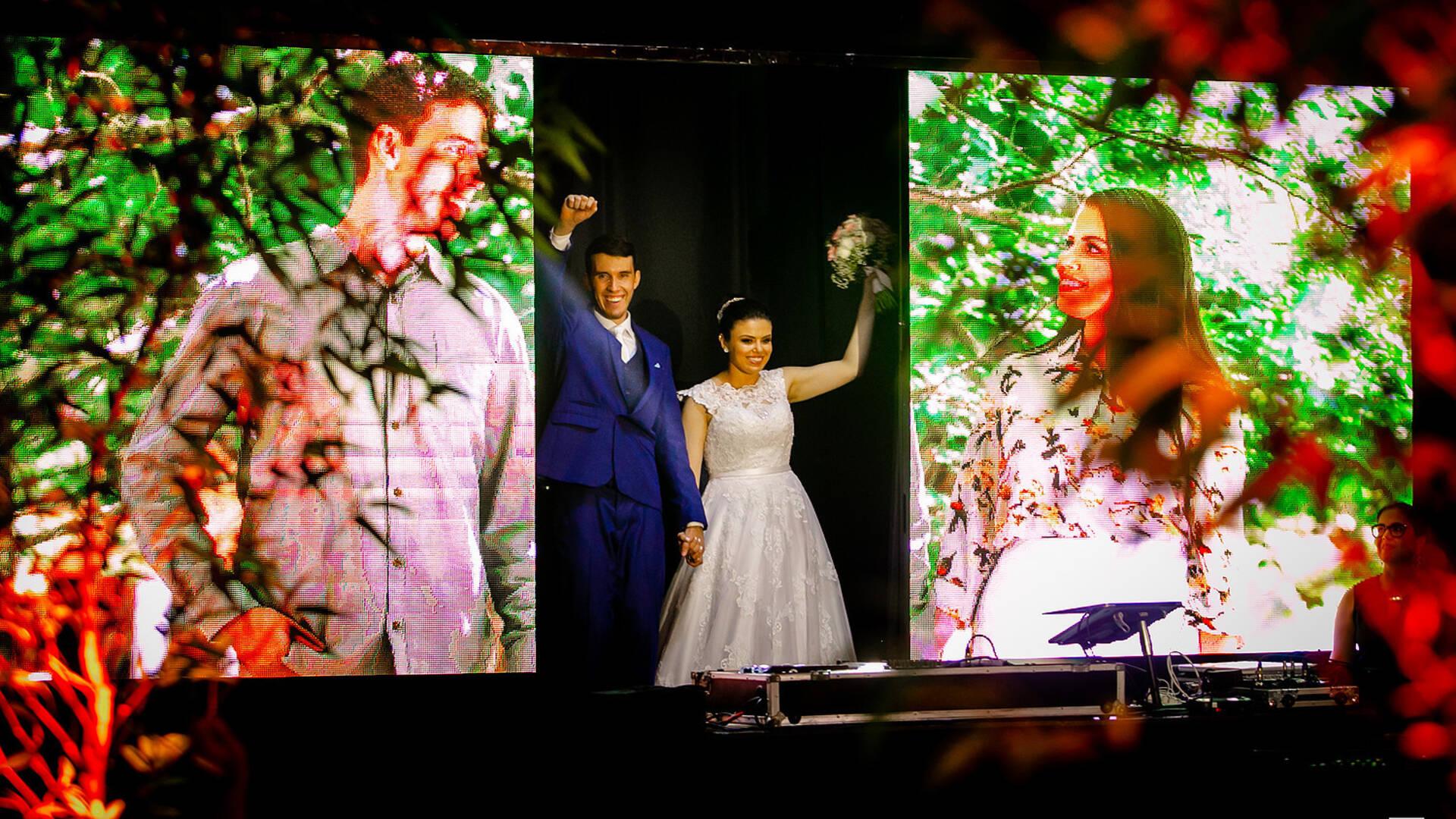 Fotografia de Casamento de Cintia e Guilherme