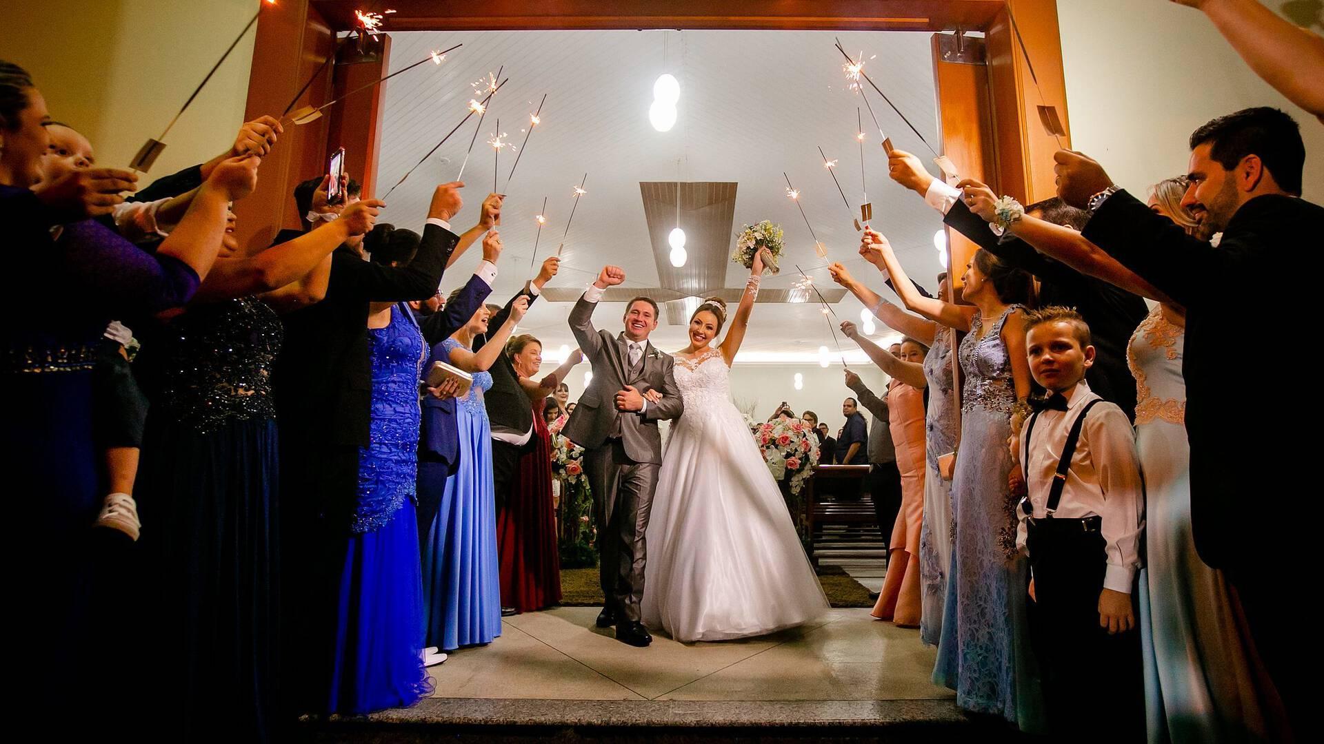 Fotógrafo de Casamento de Thamy e Hallan