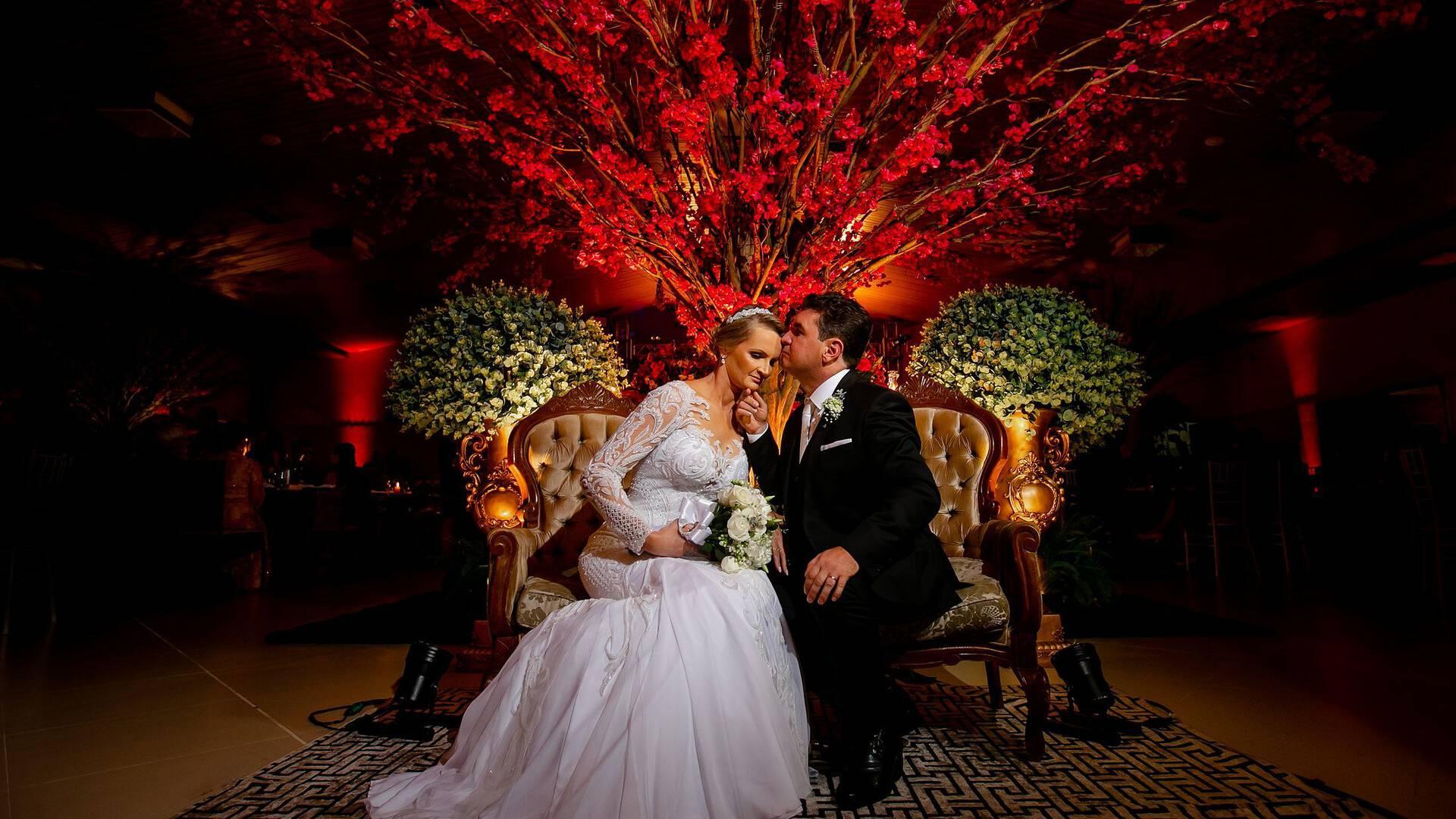 Casamento de Rosi e Clóvis