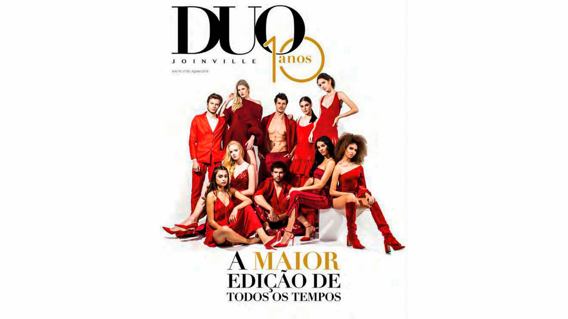de Revista DUO - Festa 10 anos