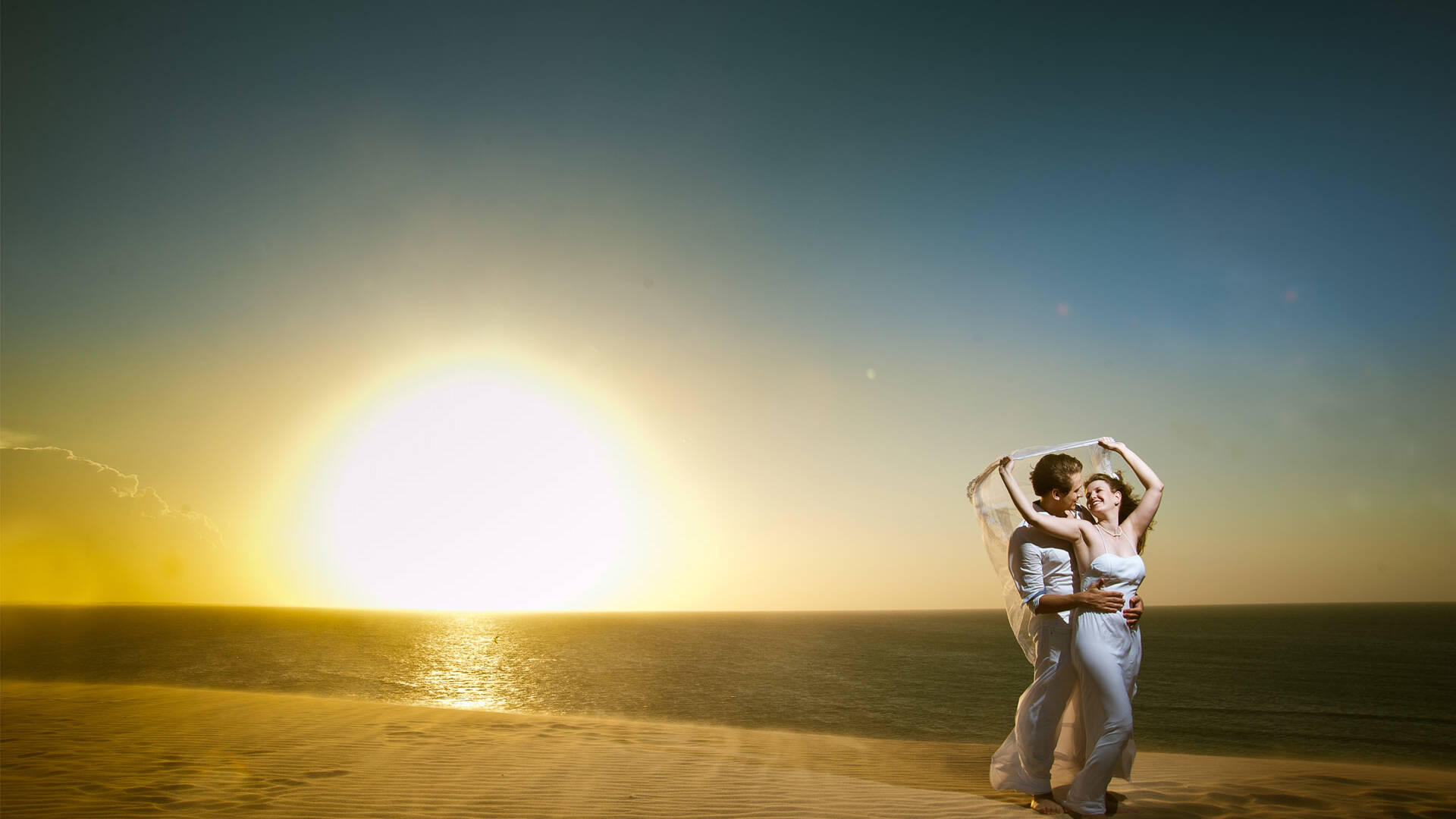 TRASH THE DRESS de RAFA & MICHELLE