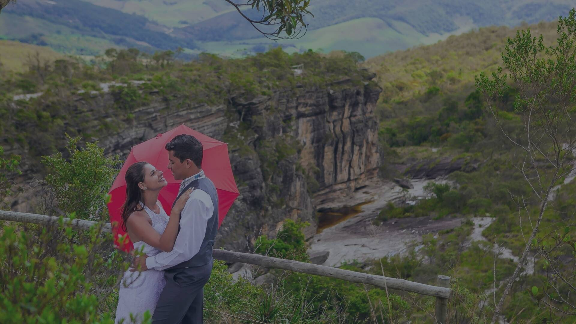 TRASH THE DRESS de BELLE & DIOGO