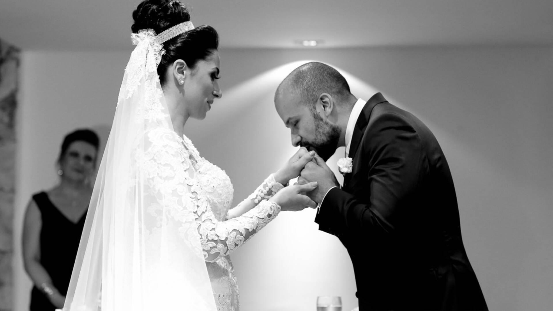 casamento de Débora e Diego