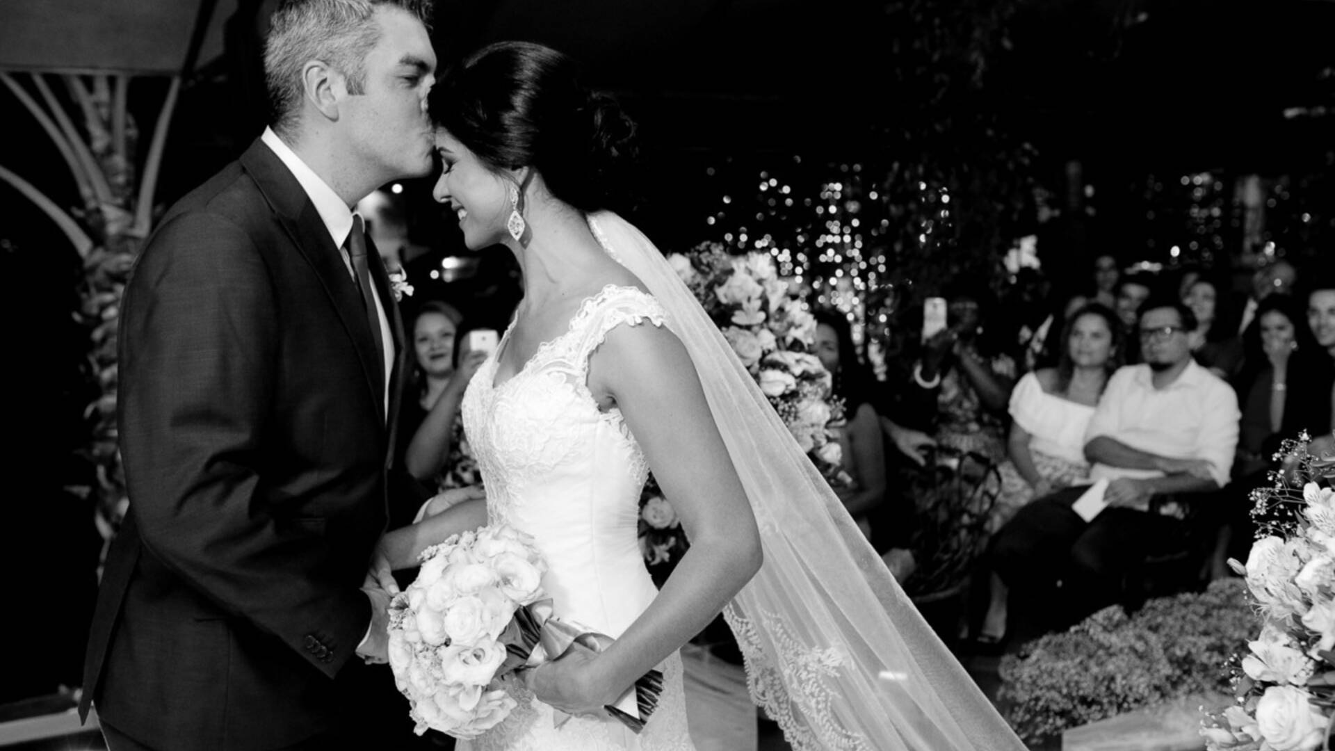 casamento de Andressa e William