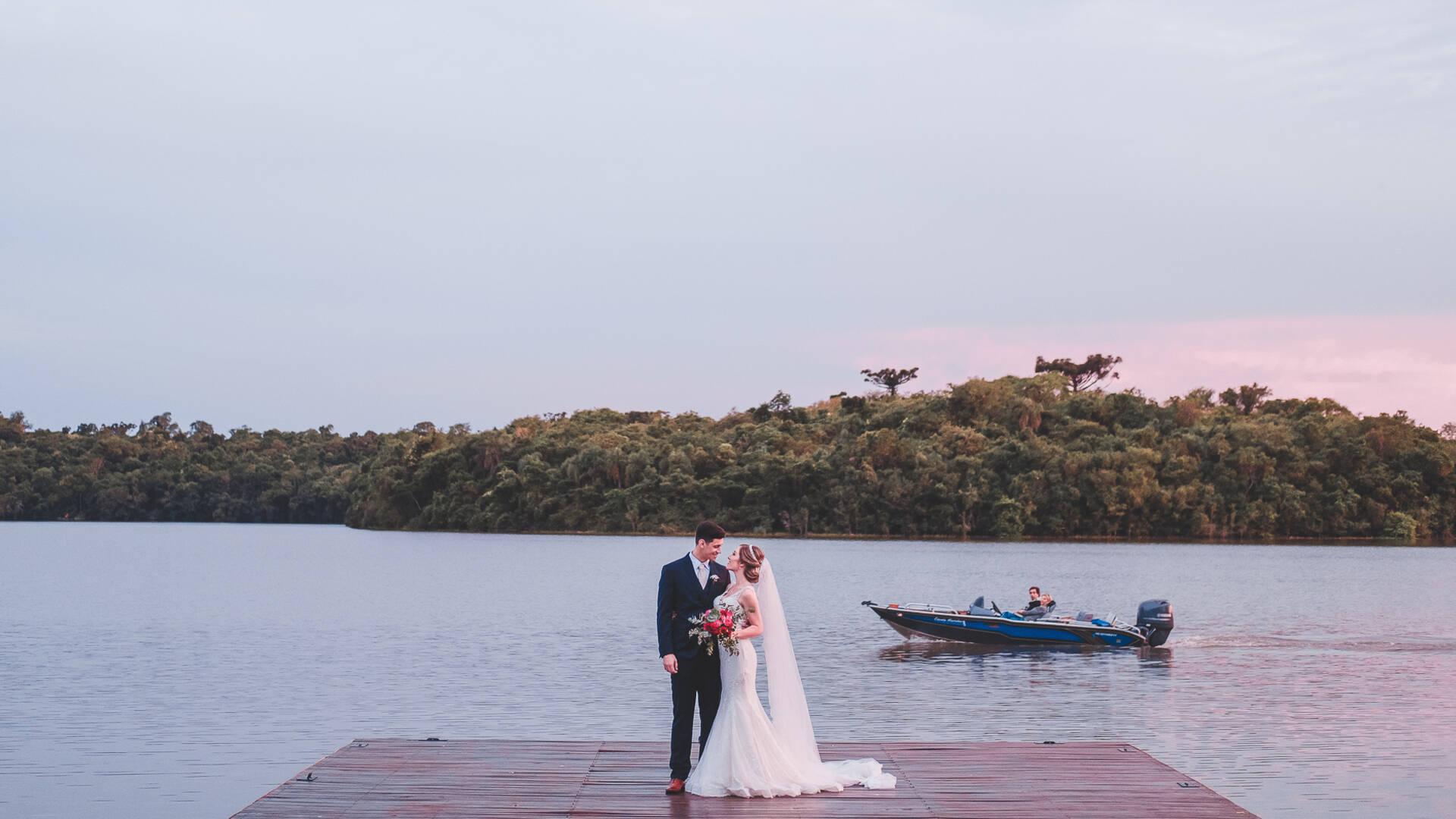 Casamento de Vanessa & Victor