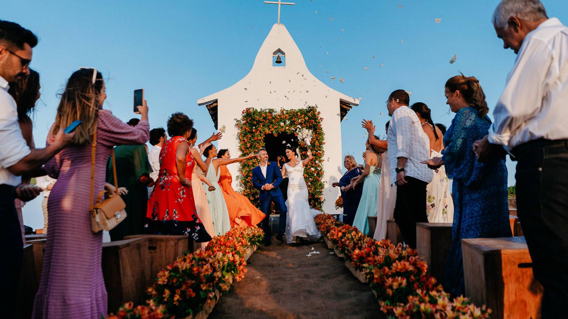 Destination Wedding de Vivi e Edson