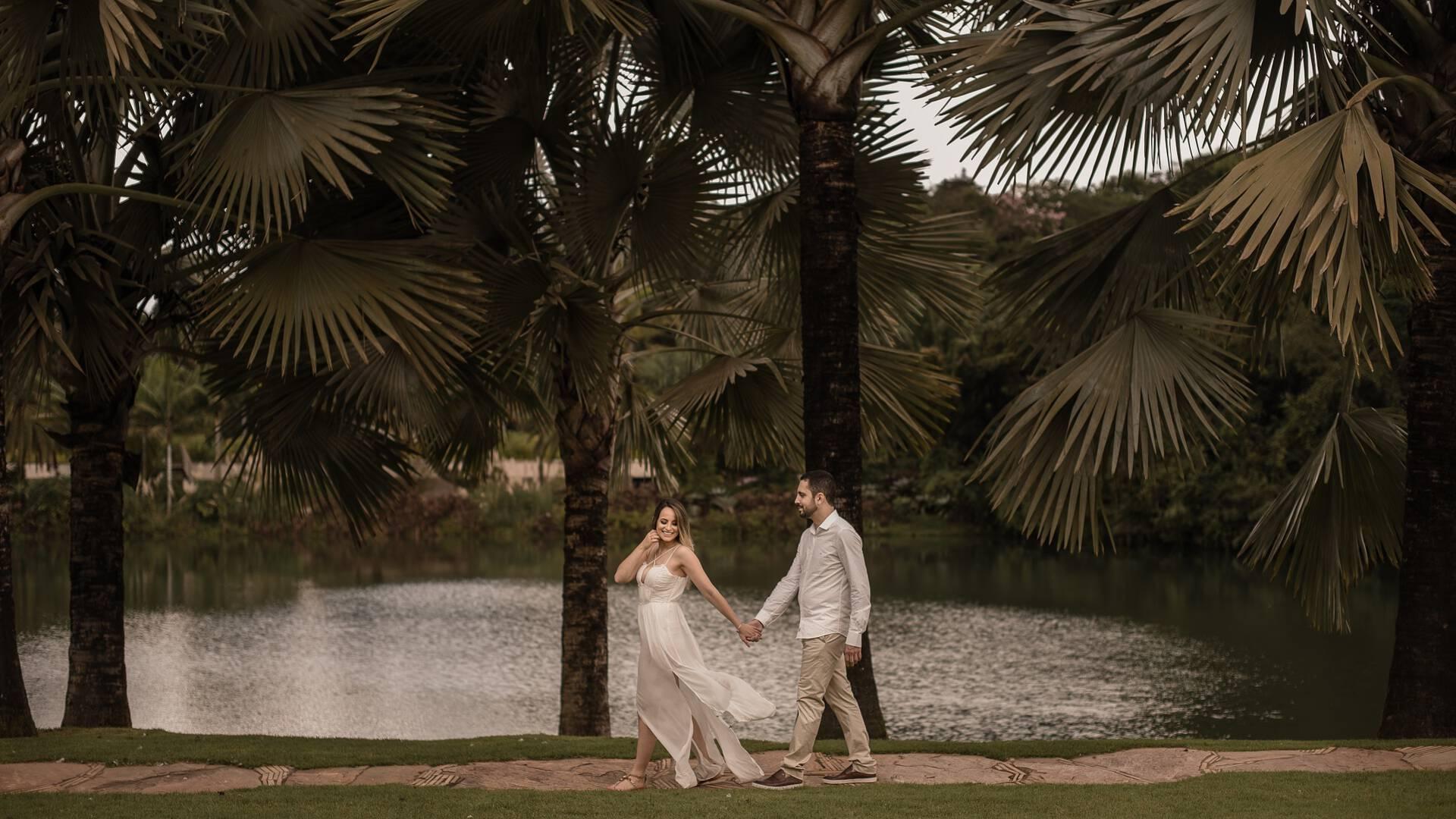 ENSAIO PRÉ WEDDING de BIA E RODRIGO
