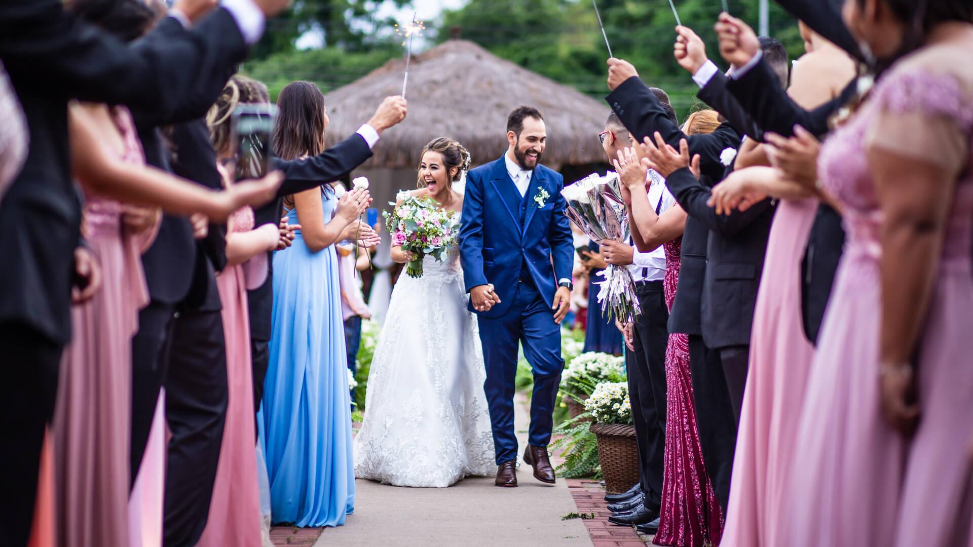 Casamento da Fernanda e do Jonata de Lagoa Santa Rita