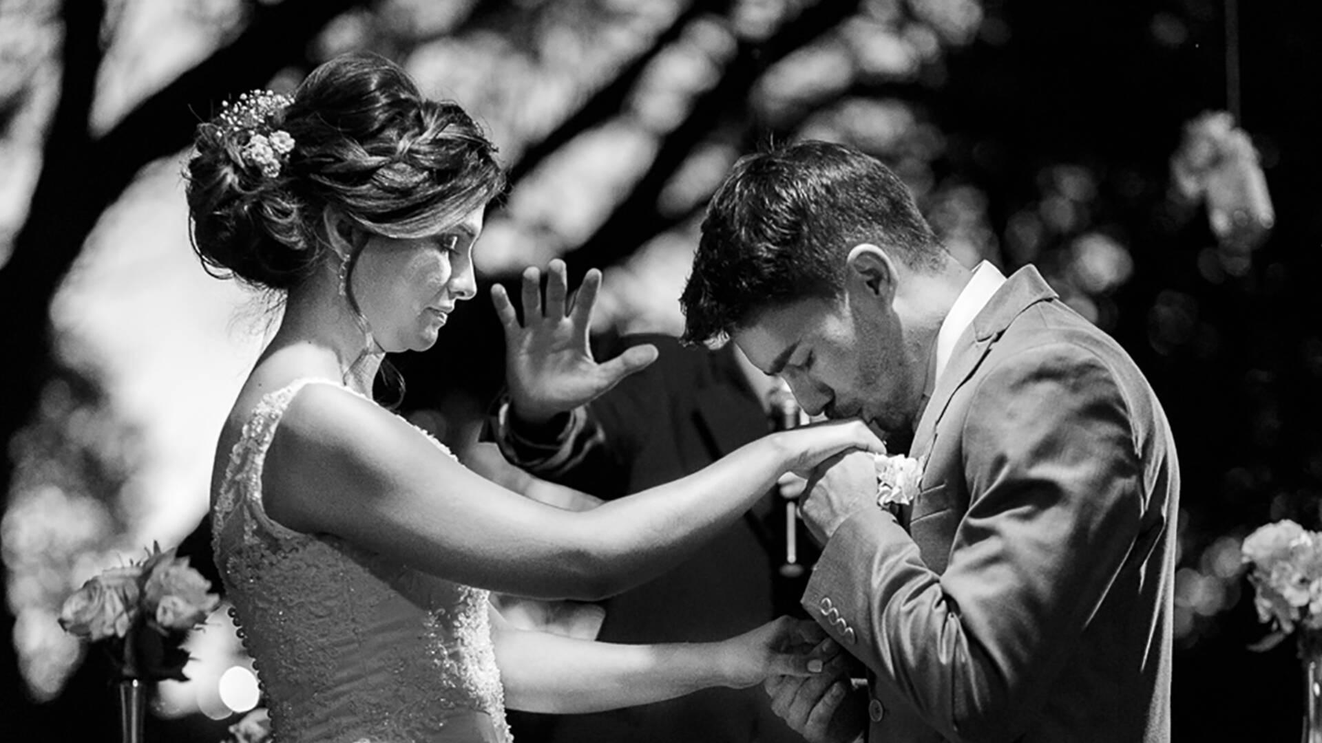 Casamento de Kelly e Thiago