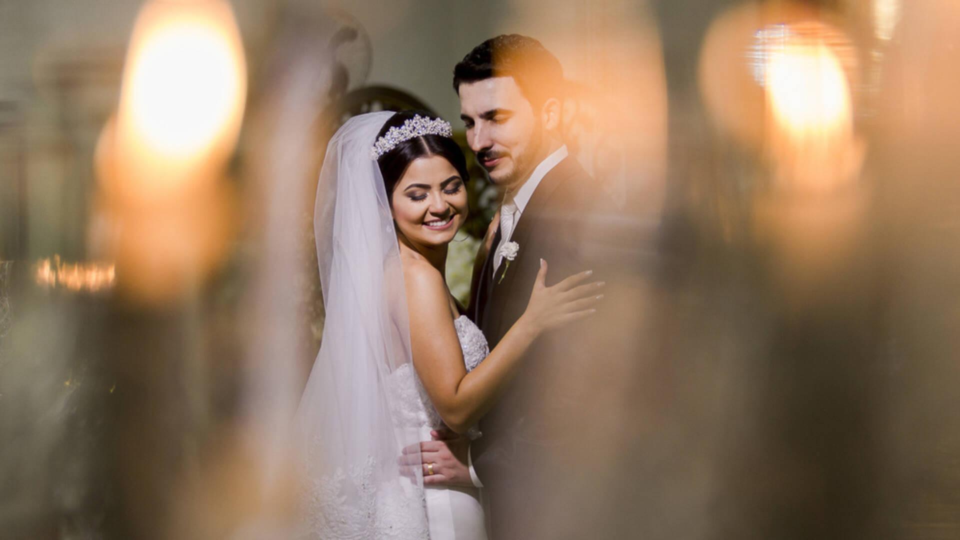 Casamento de Patricia e Walmir