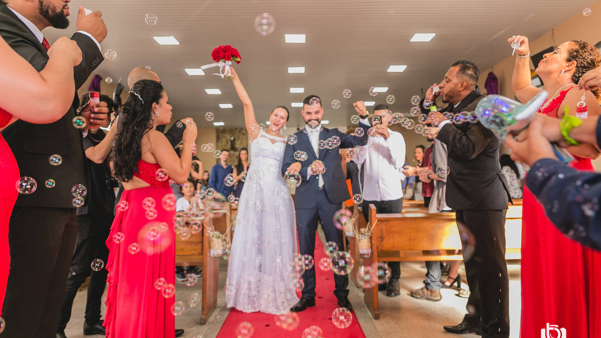 Casamento  de Will & Sheila