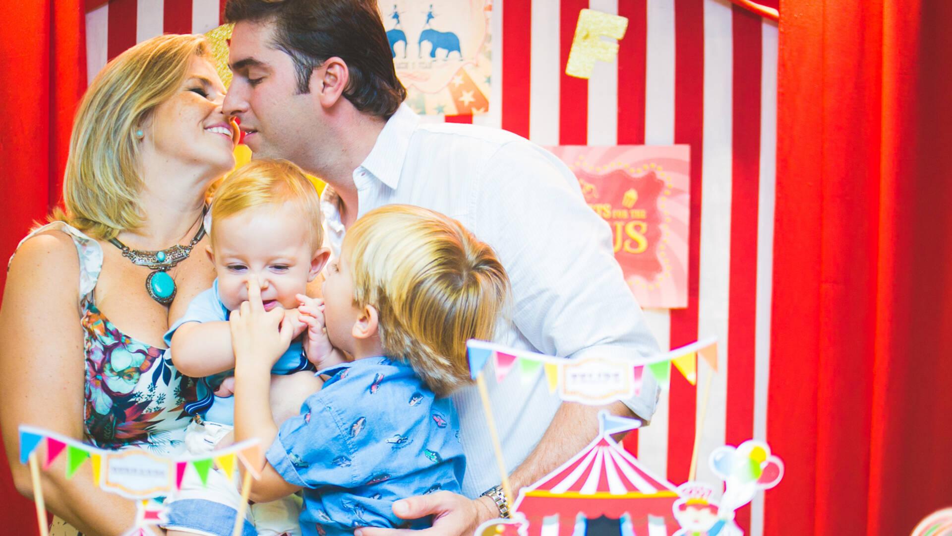 Festa Infantil de Bê e Felipe