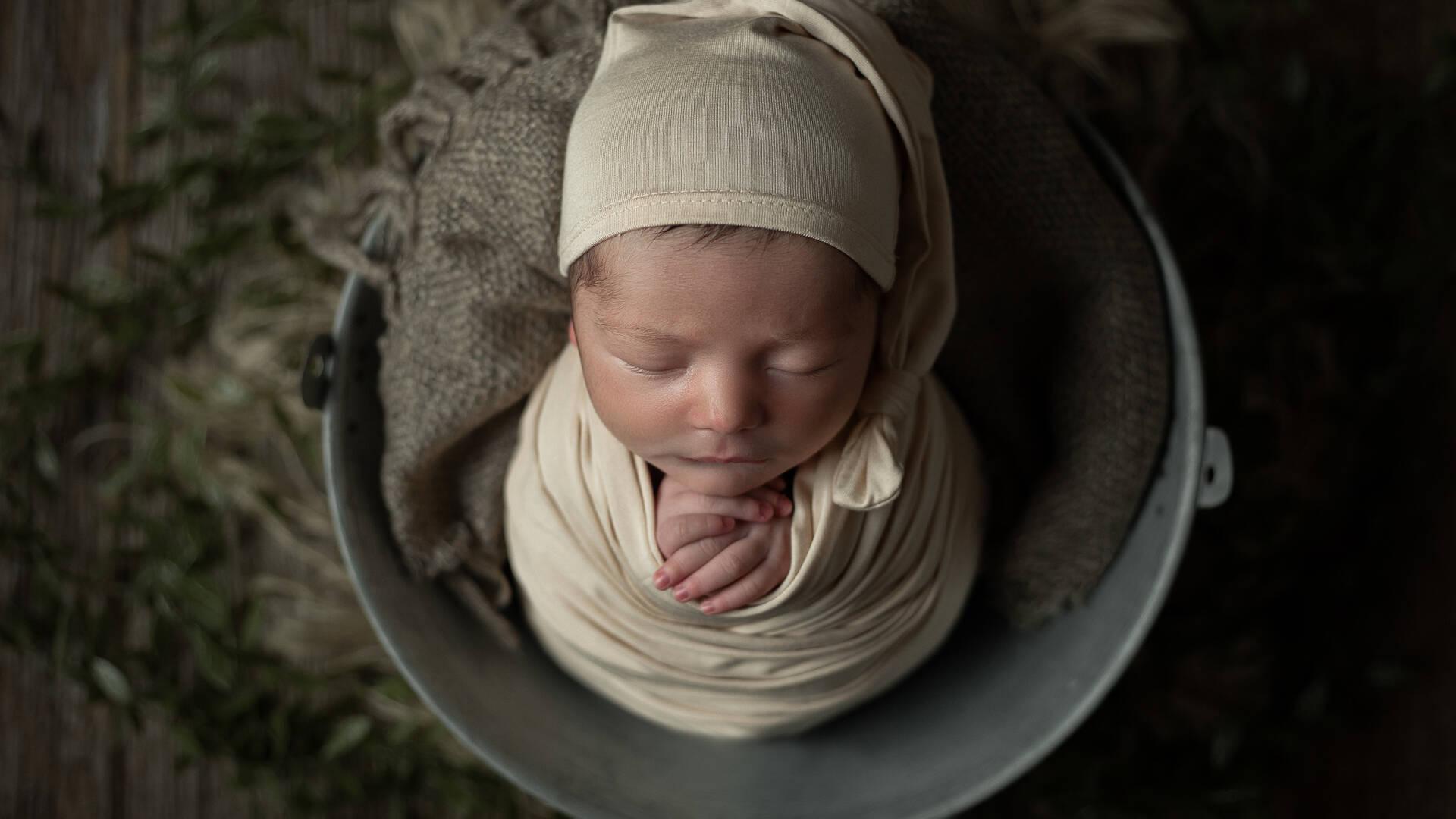 de Fotografia Newborn