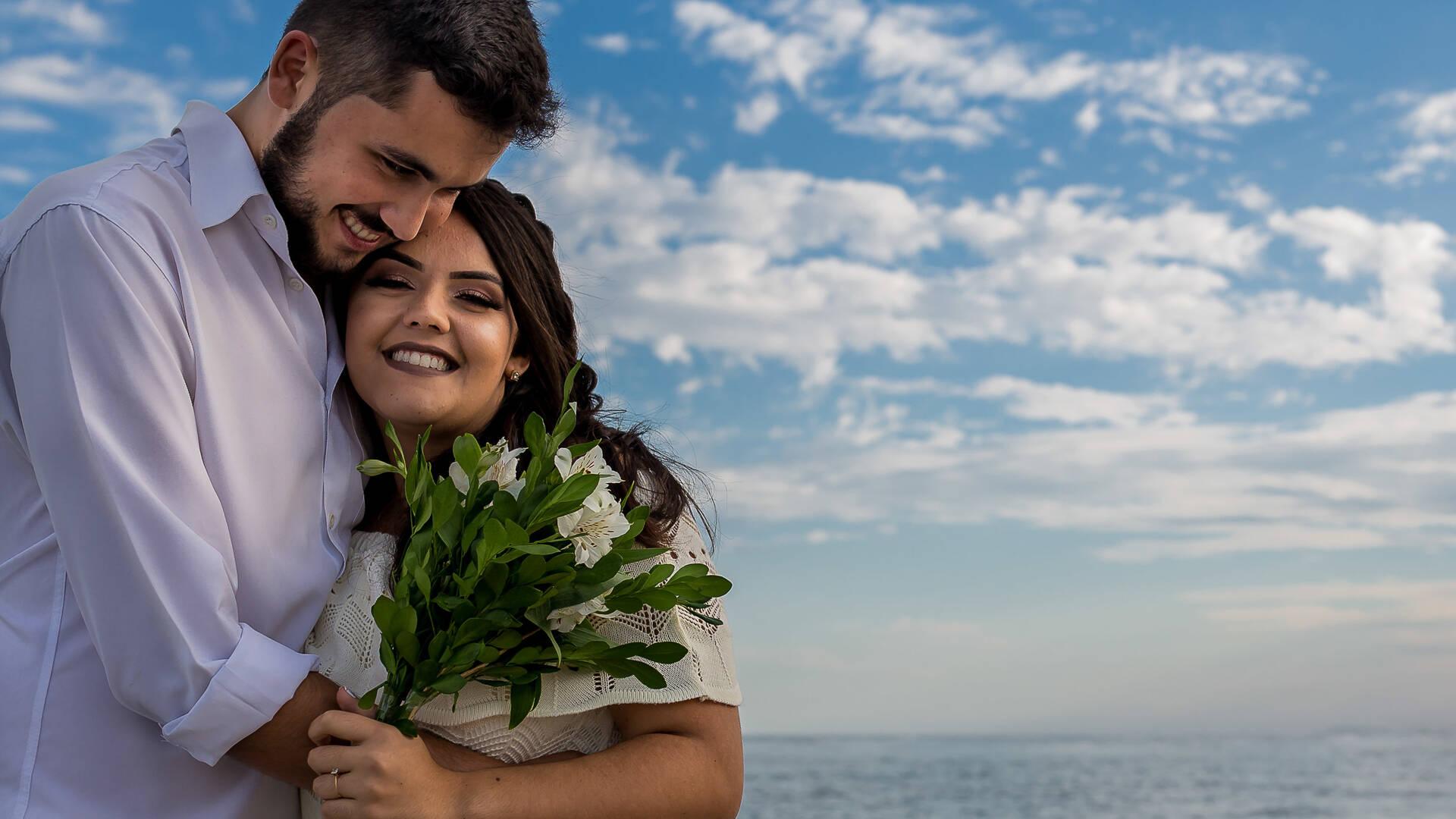 Pré Wedding de Karina e Lino