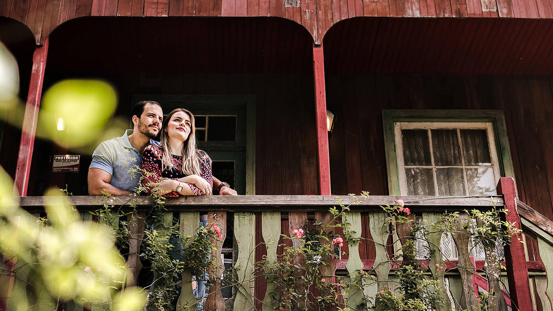 Thati & Lucas de Pré casamento