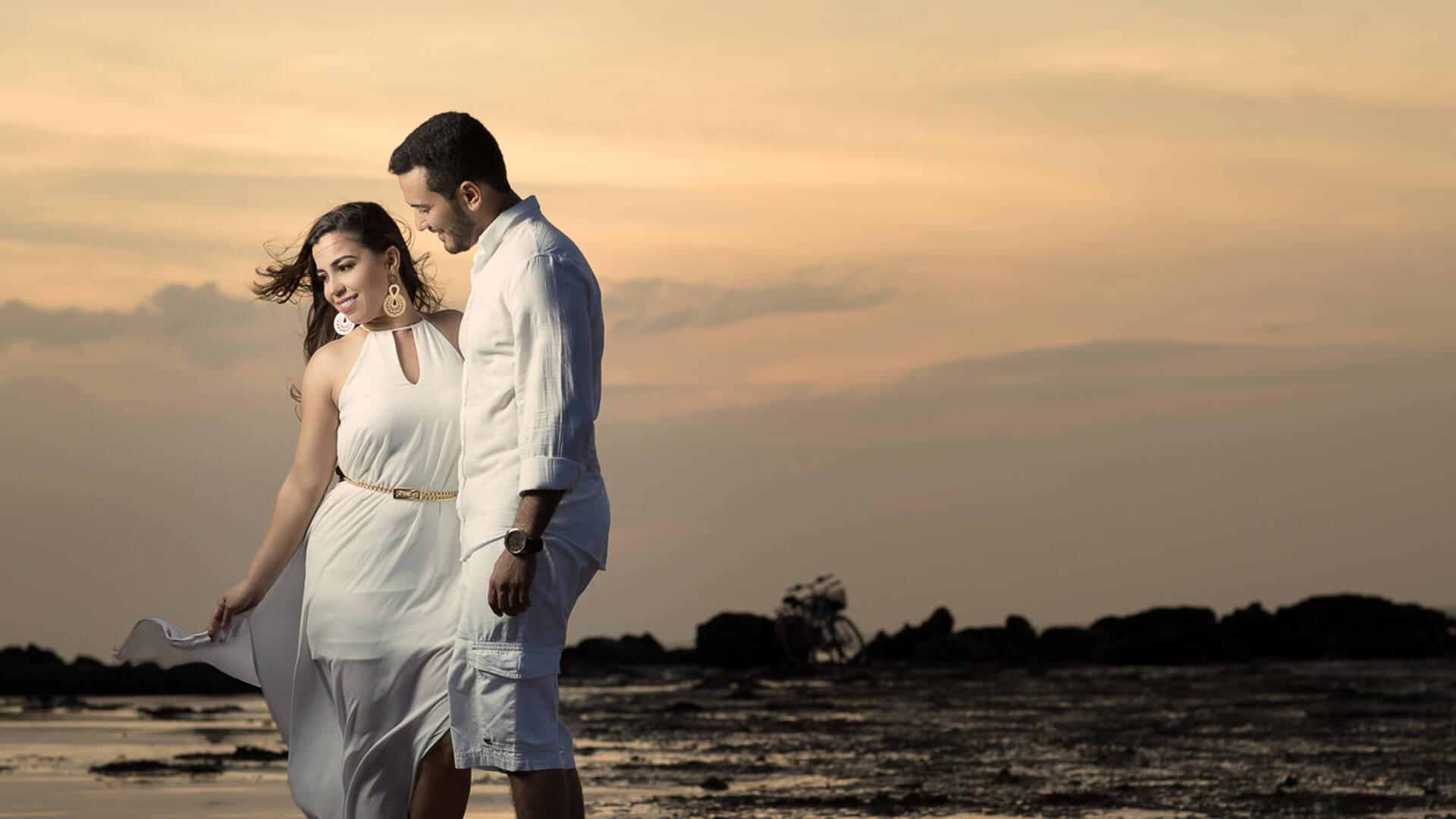 Pre Casamento de Camila + Anderson