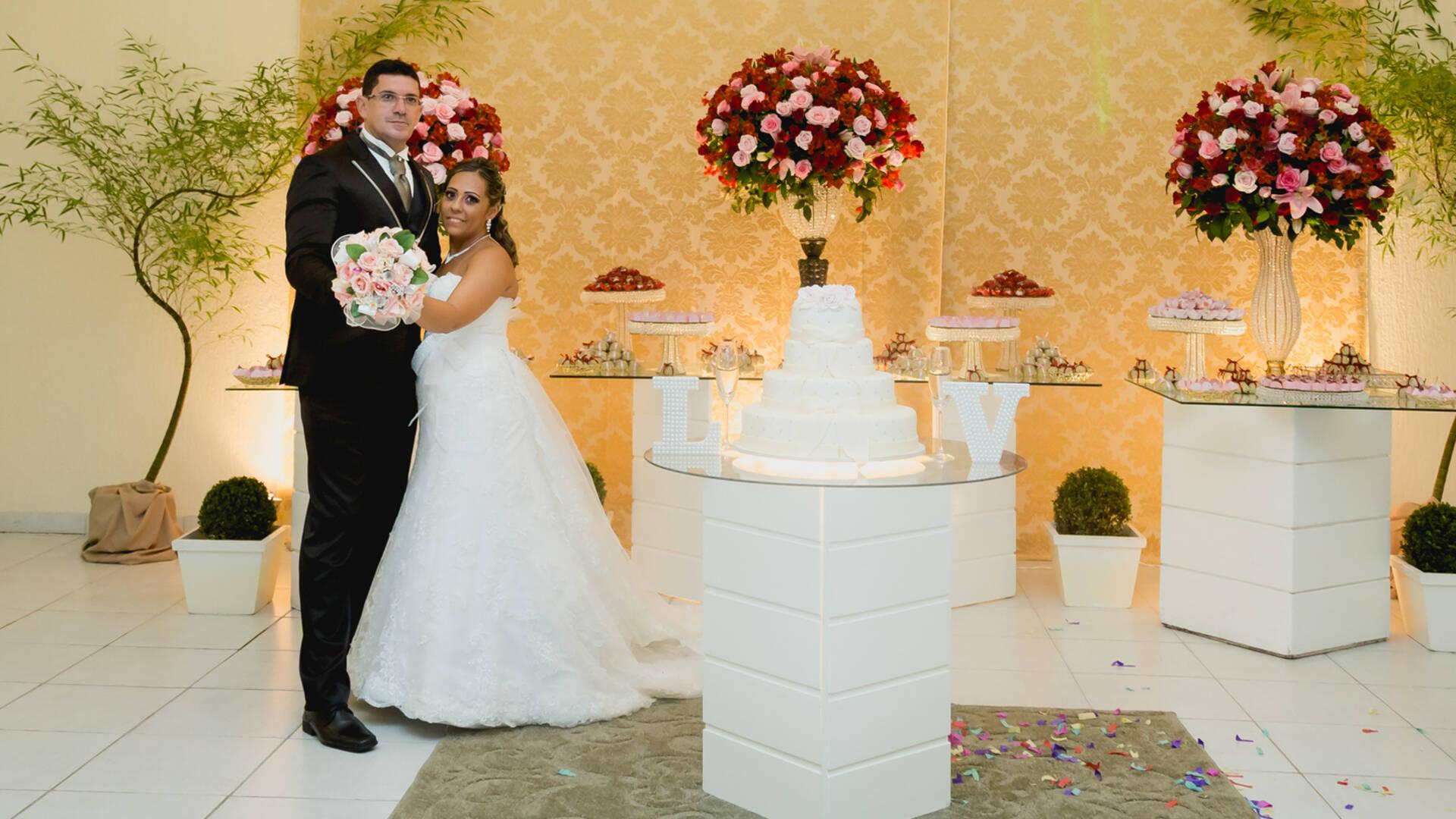 Casamentos de Leila e Vagner