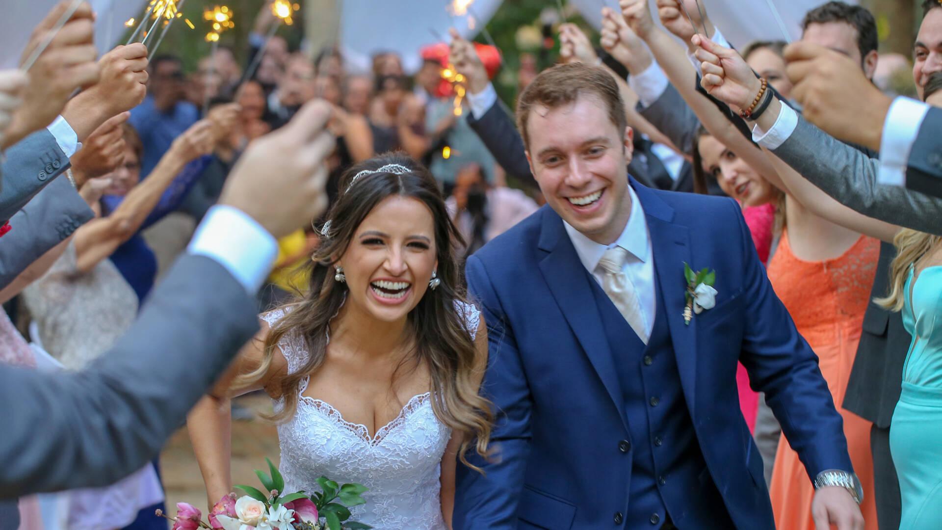 Casamento de Danielle & Fernando