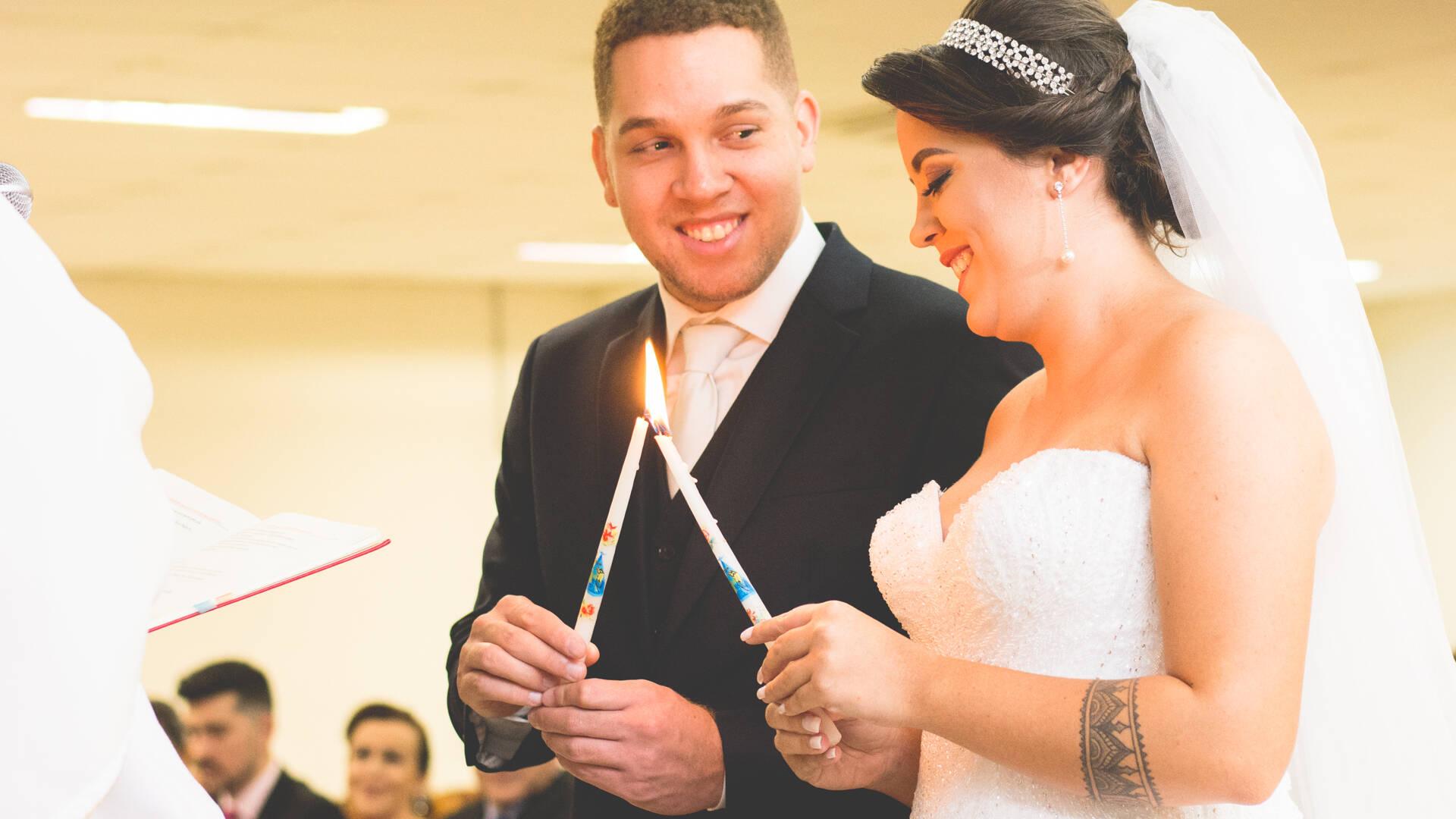 Casamento de Natália + Rogério
