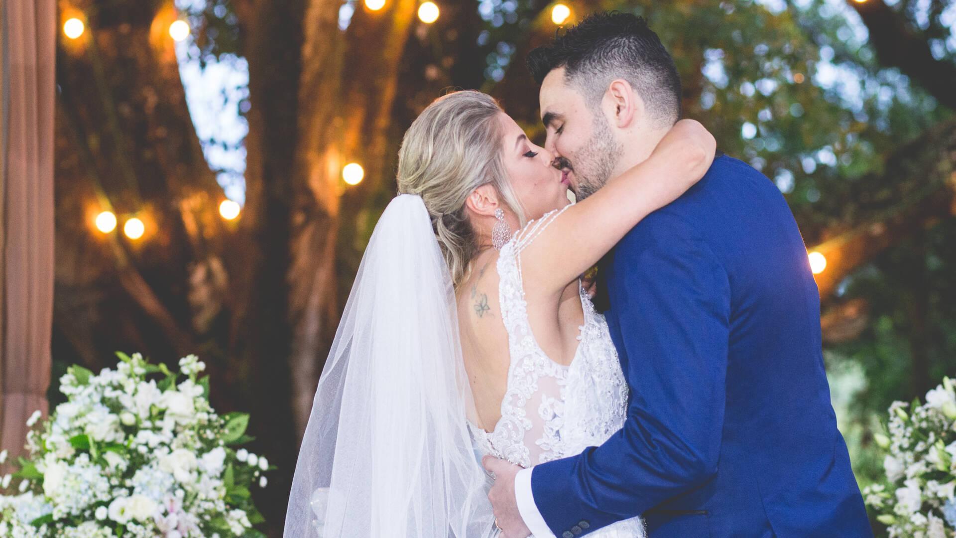 Casamento de Camila e Bruno