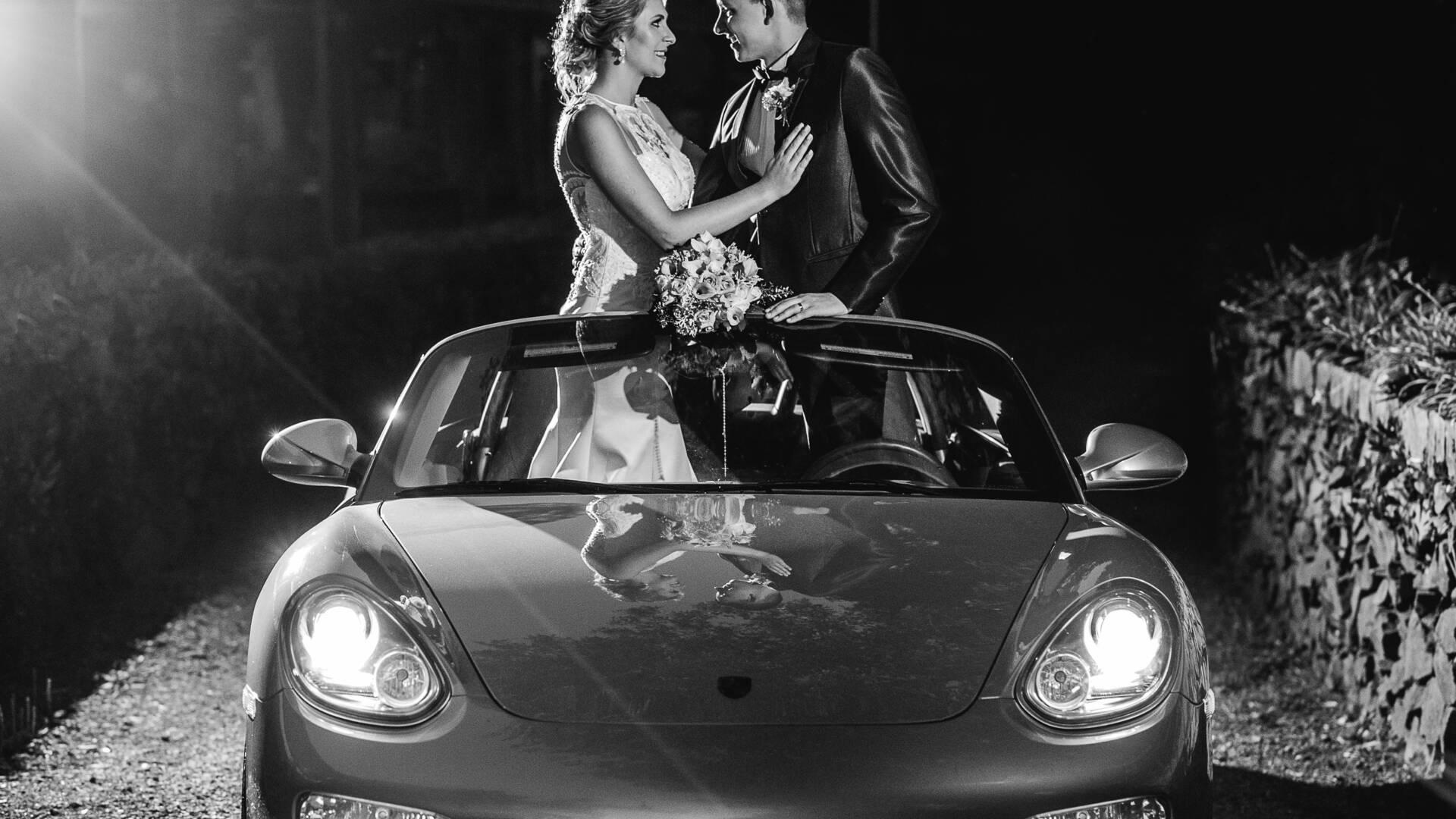 Casamento de Candida & André