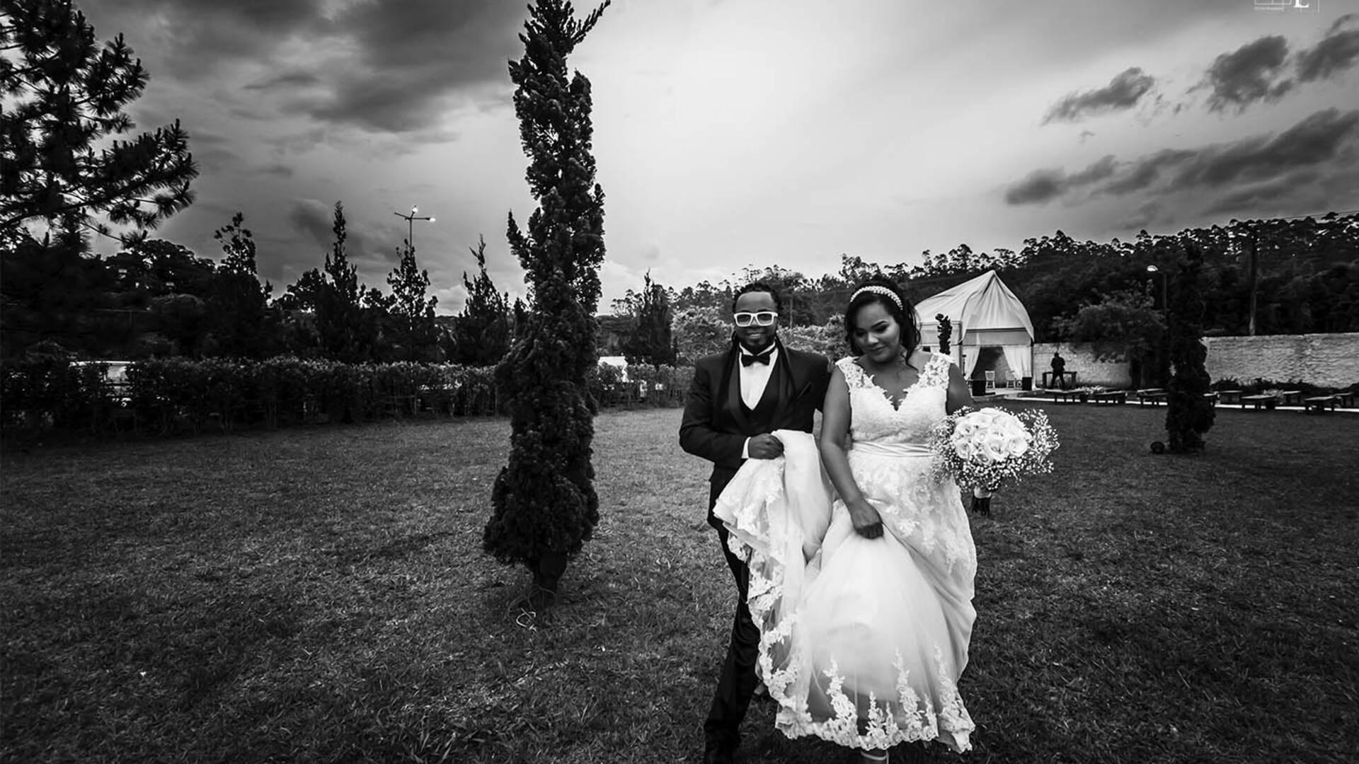 Casamento / Wedding de Casamento no Campo