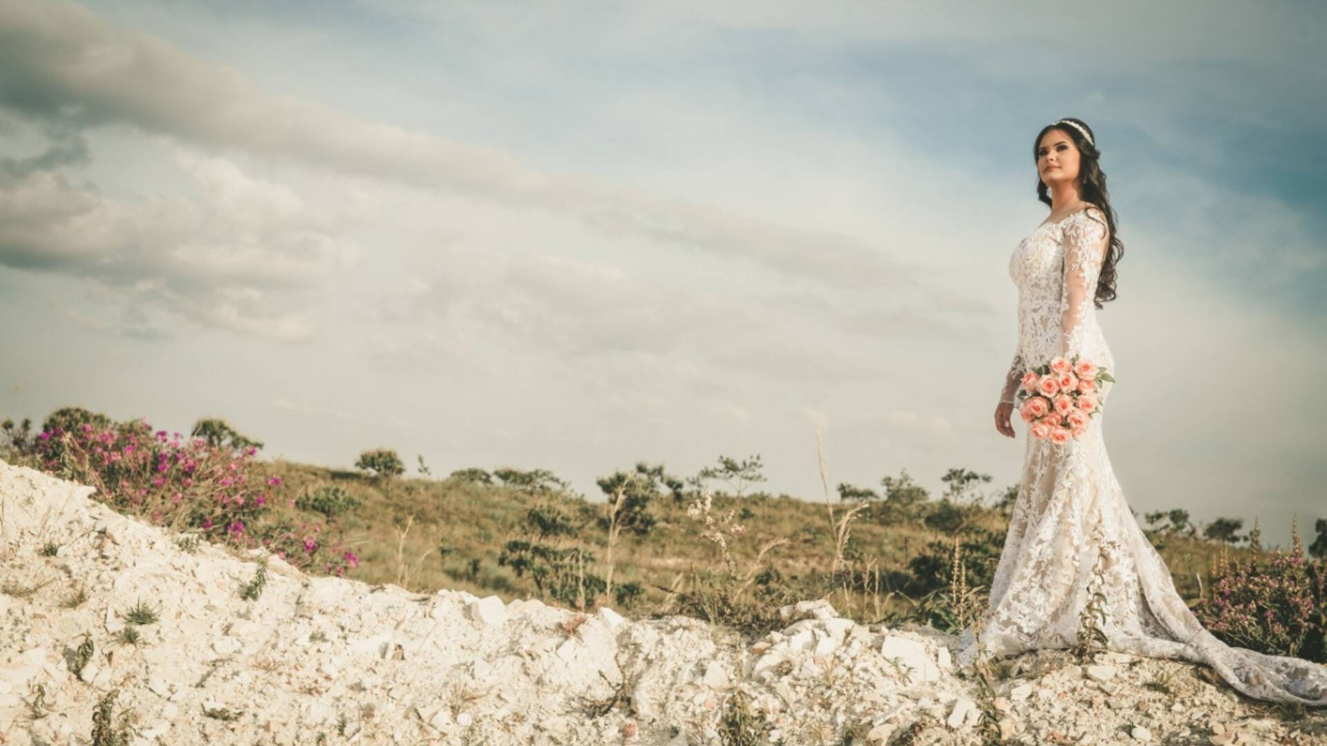 Noiva de Fernanda Grimello