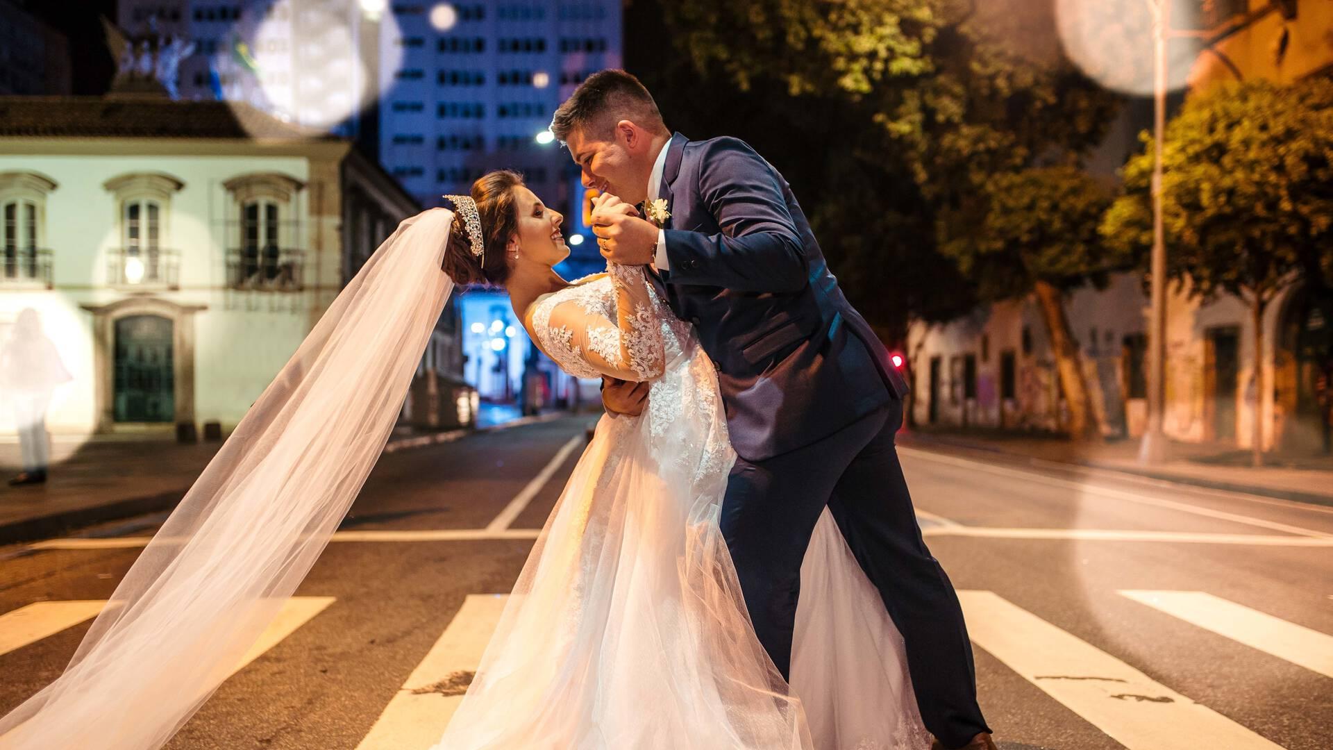 Casamento de Bruna & Flávio